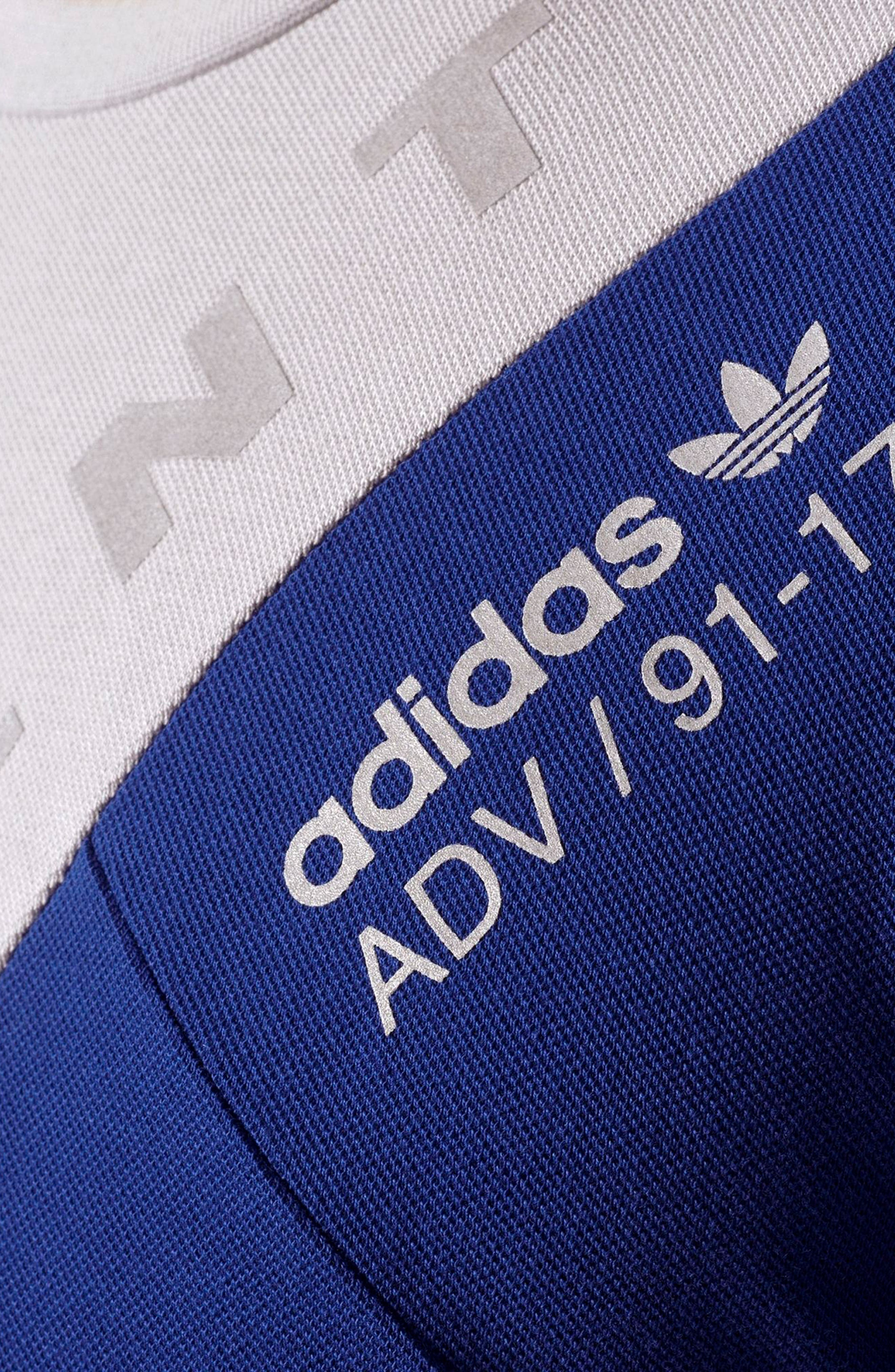 Alternate Image 4  - adidas Originals Equipment Rose City T-Shirt