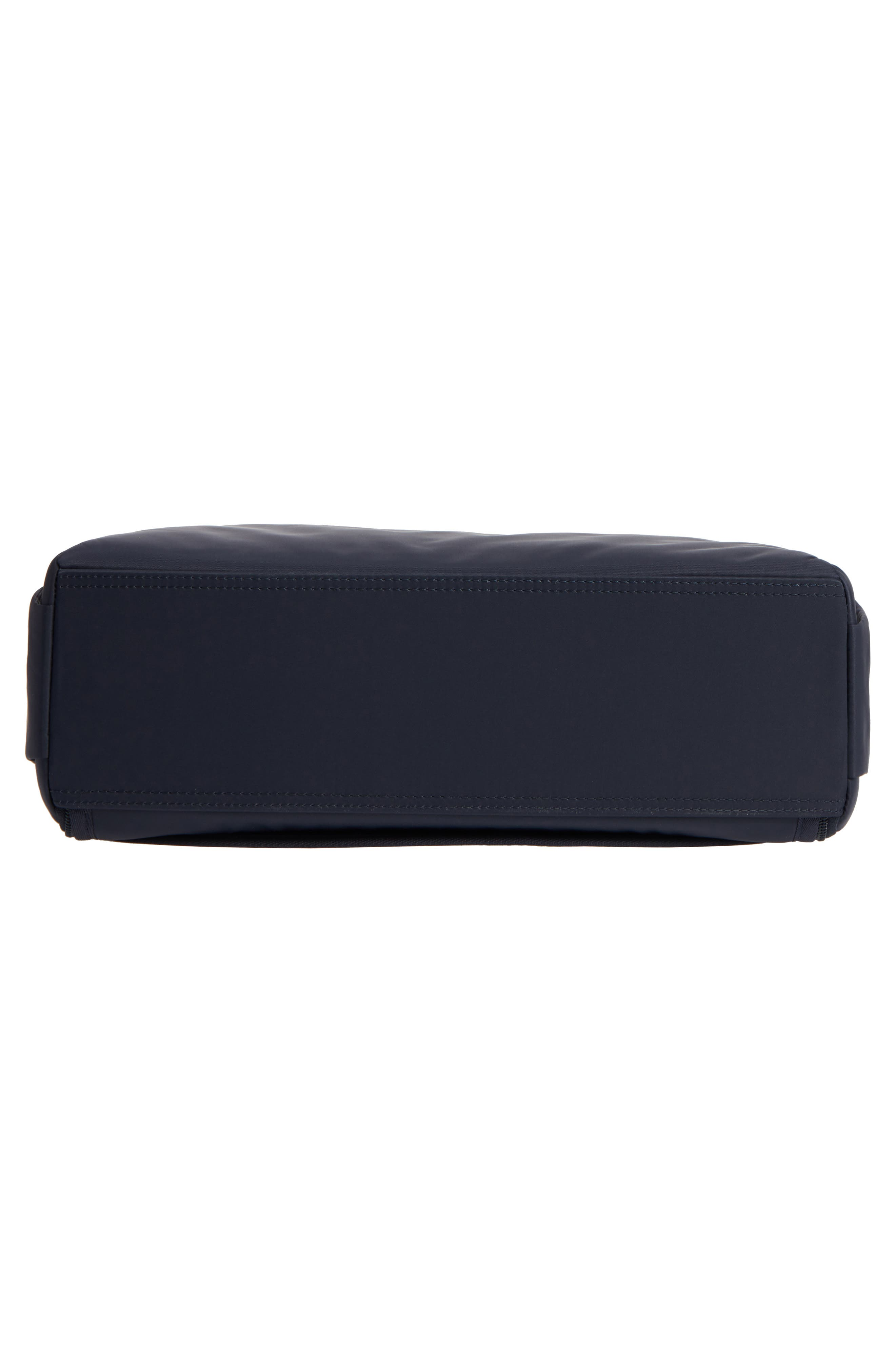 Alternate Image 6  - Armani Junior Nylon Messenger Diaper Bag