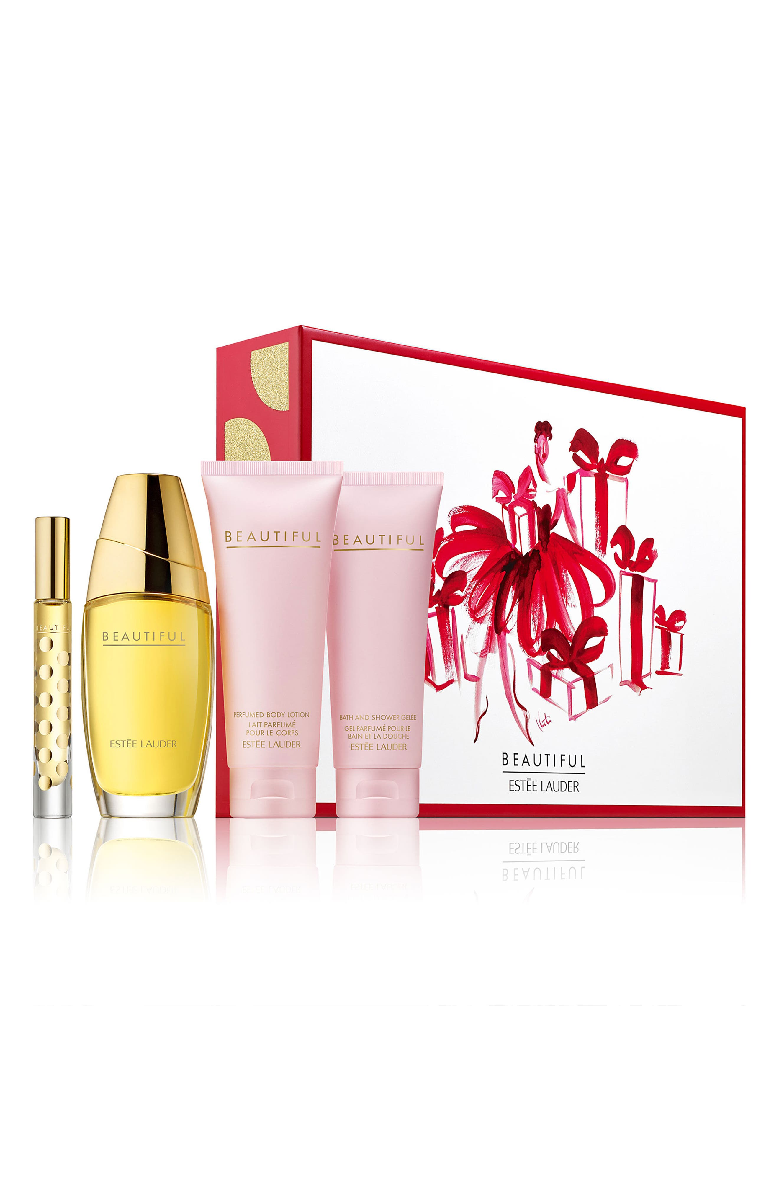 Estée Lauder Beautiful Romantic Destination Collection ($146 Value)