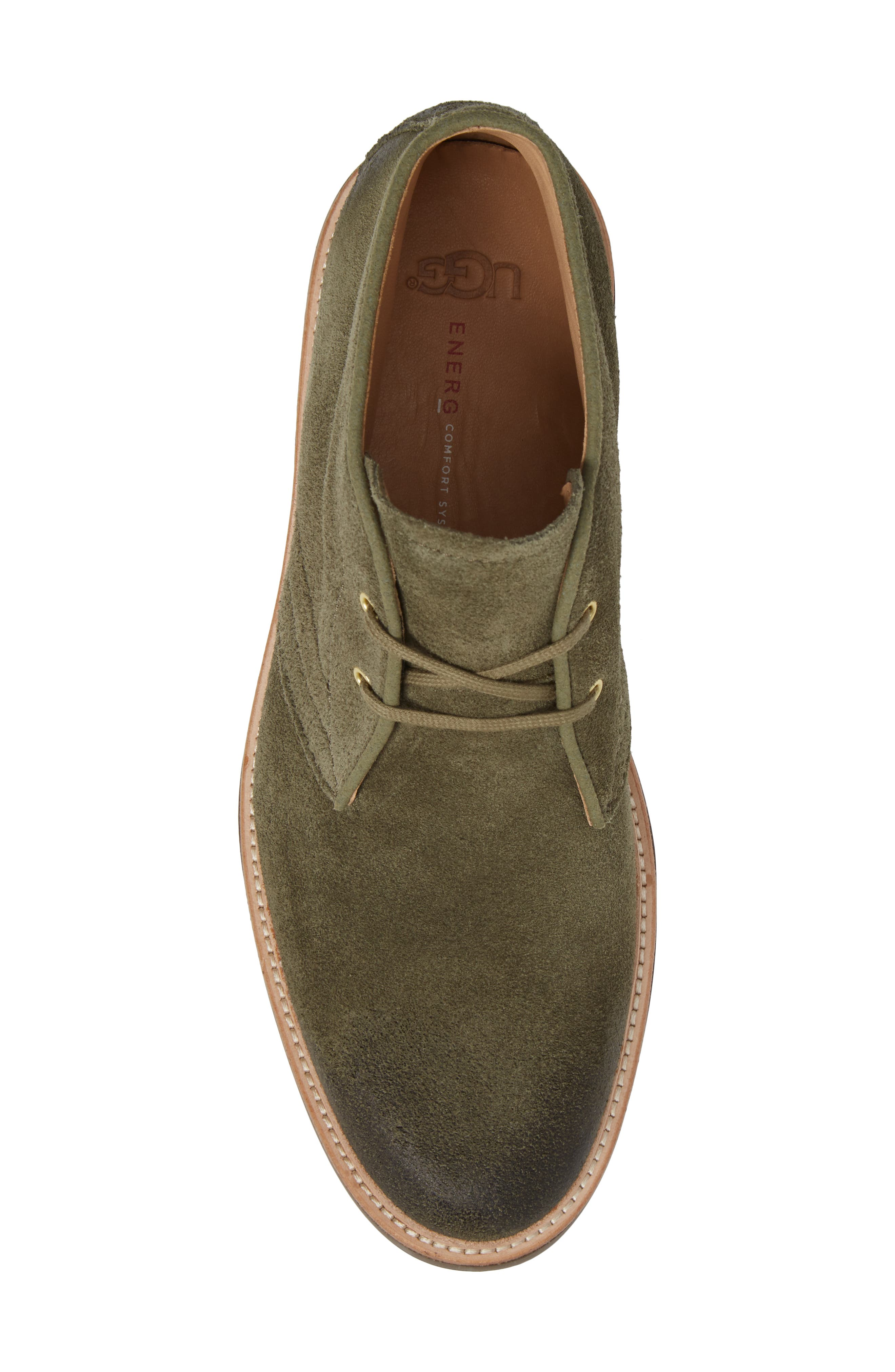 Australia Dagmann Chukka Boot,                             Alternate thumbnail 5, color,                             Olive