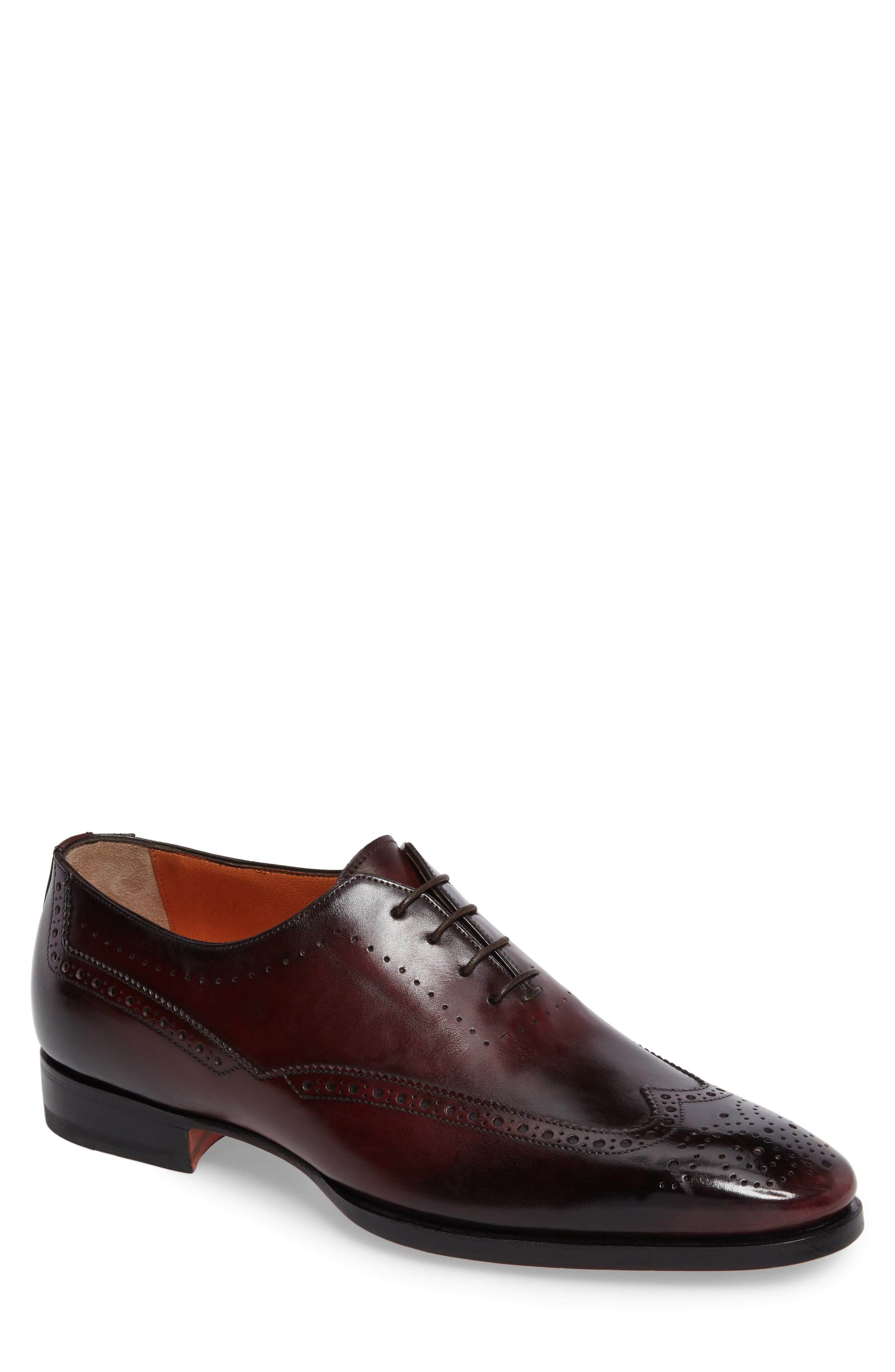 Santoni Gabe Wingtip (Men)