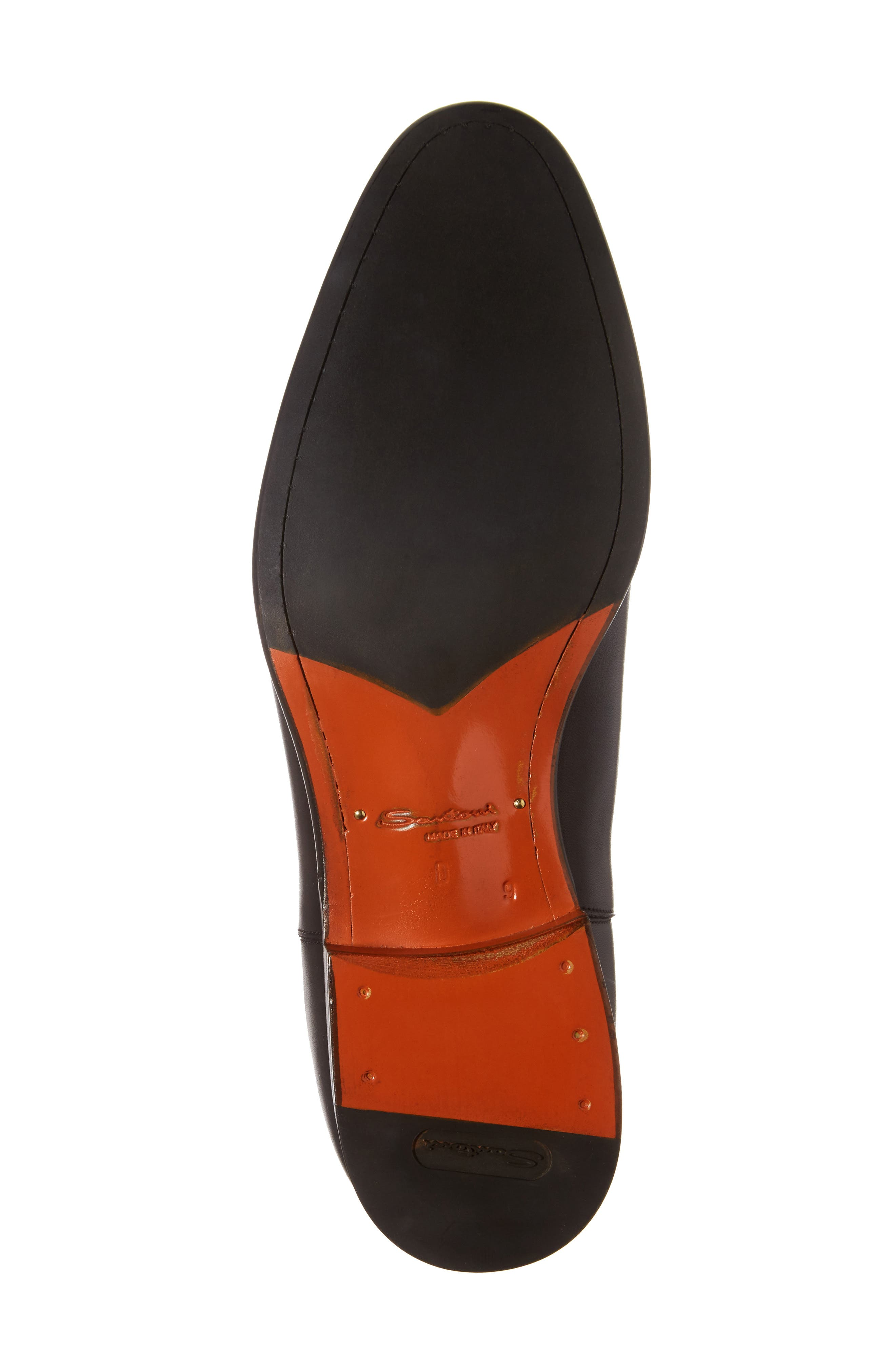 Alternate Image 6  - Santoni Gunther Chelsea Boot (Men)