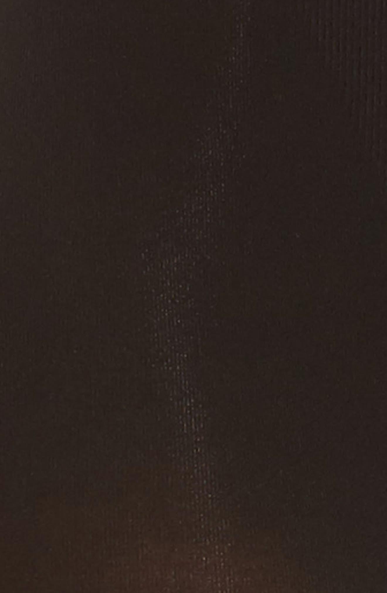 Alternate Image 2  - Donna Karan High Waist Control Top Pantyhose