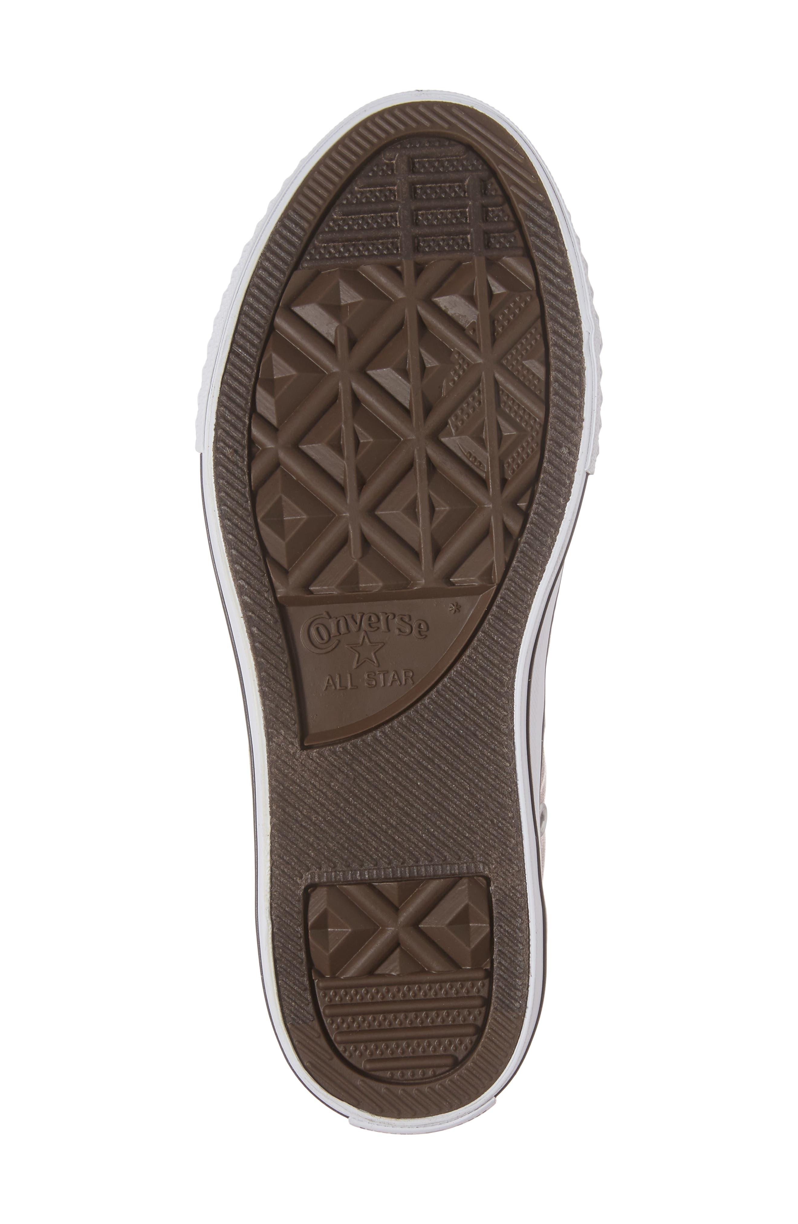 Alternate Image 6  - Converse Chuck Taylor® All Star® Seasonal Metallic High Top Sneaker (Toddler & Little Kid)