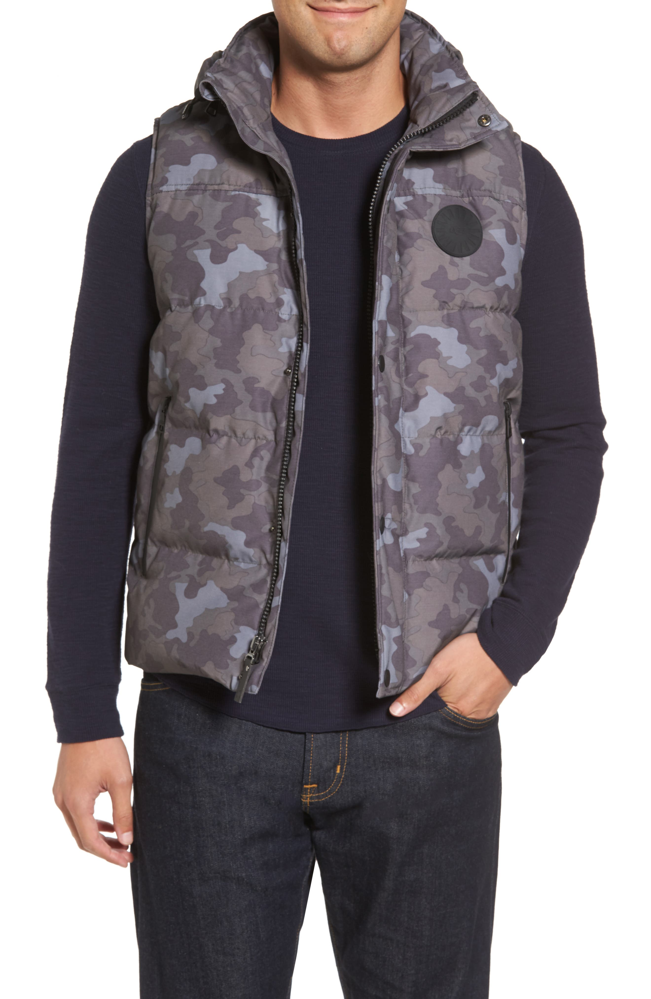 UGG® Water-Resistant Down Vest