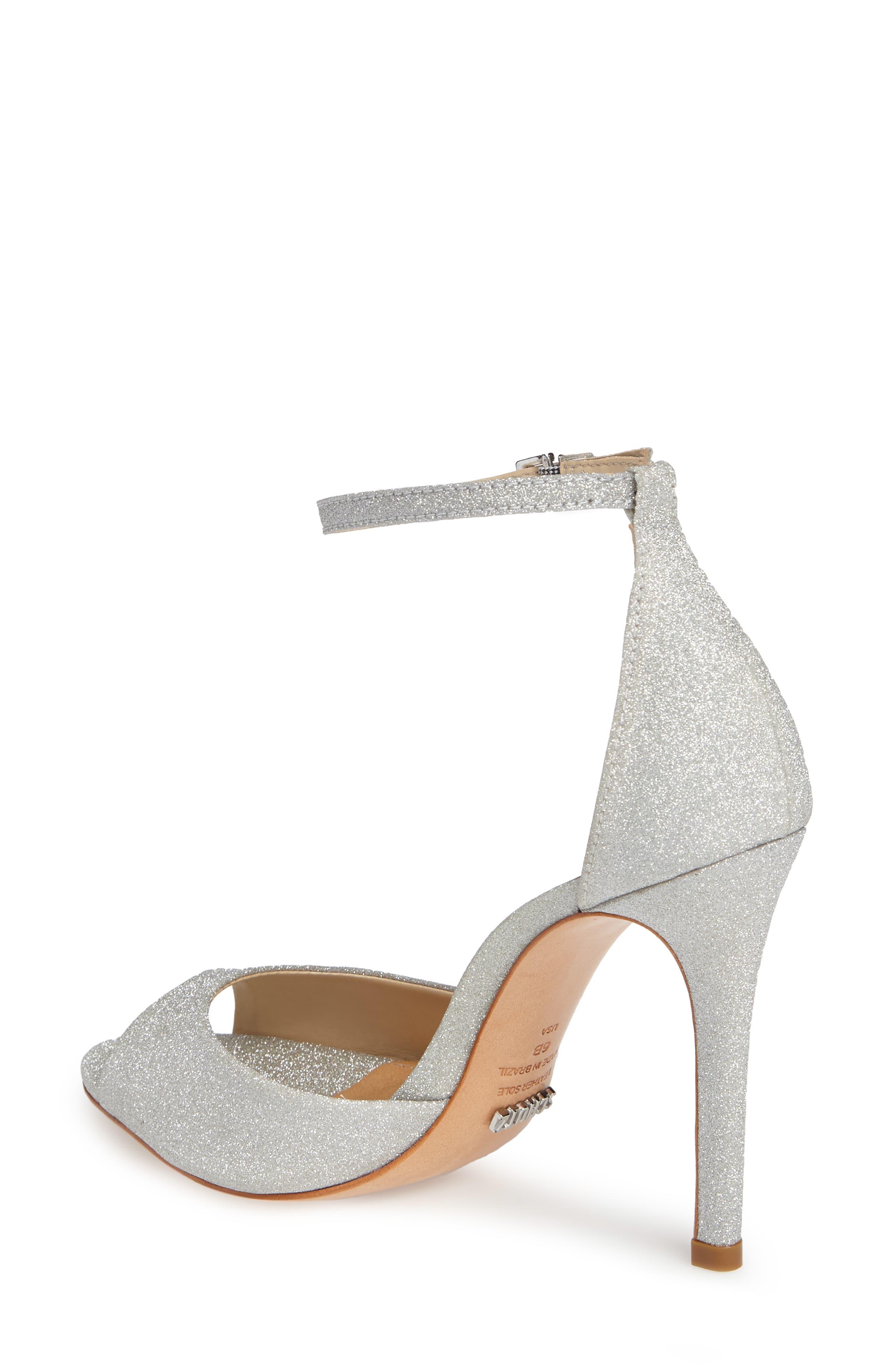 Alternate Image 2  - Schutz Saasha Lee Ankle Strap Sandal (Women)