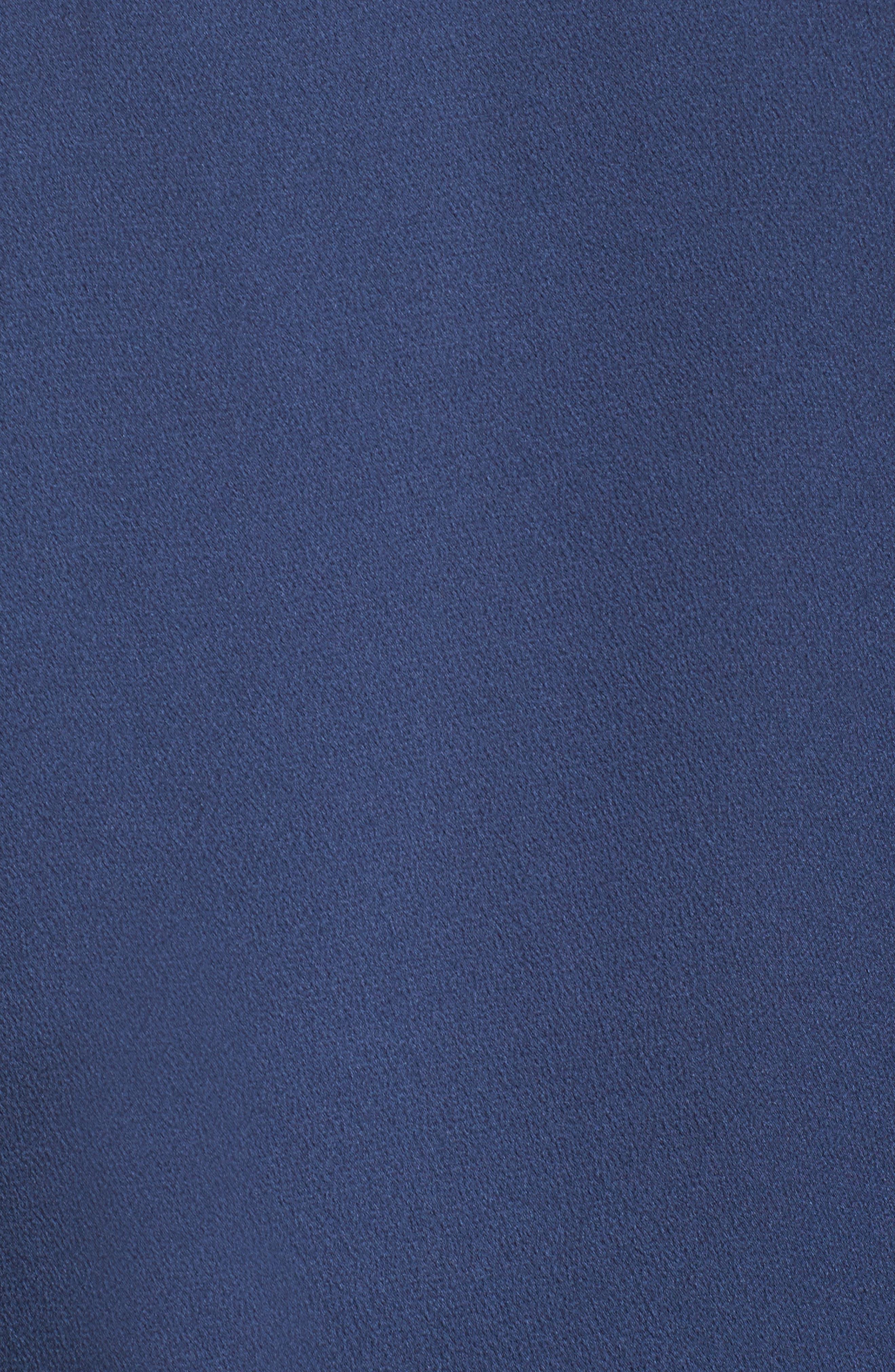 Alternate Image 5  - Vince Camuto Mock Choker Neck Blouse (Plus Size)