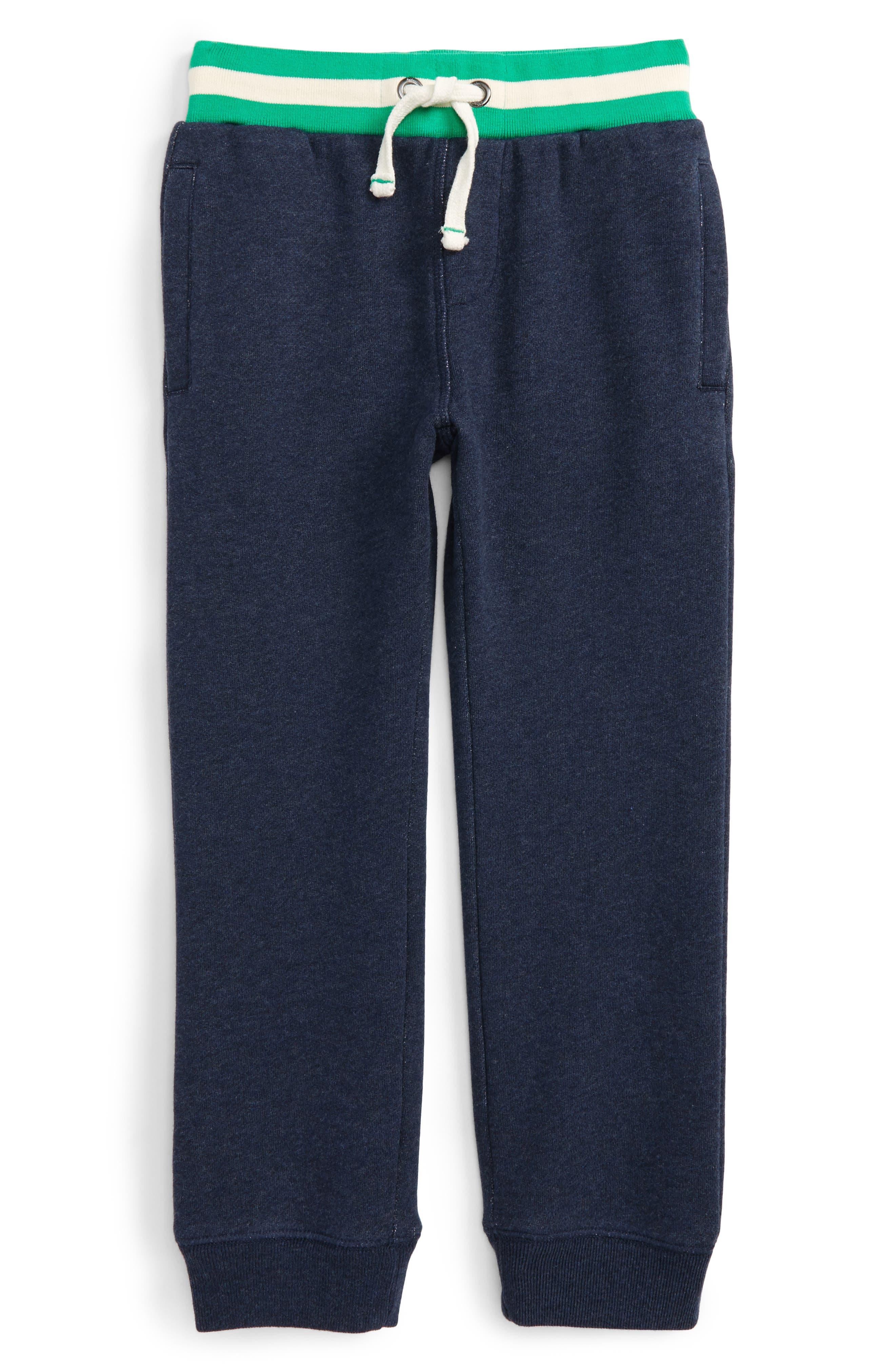Mini Boden Everyday Jogger Pants (Toddler Boys, Little Boys & Big Boys)
