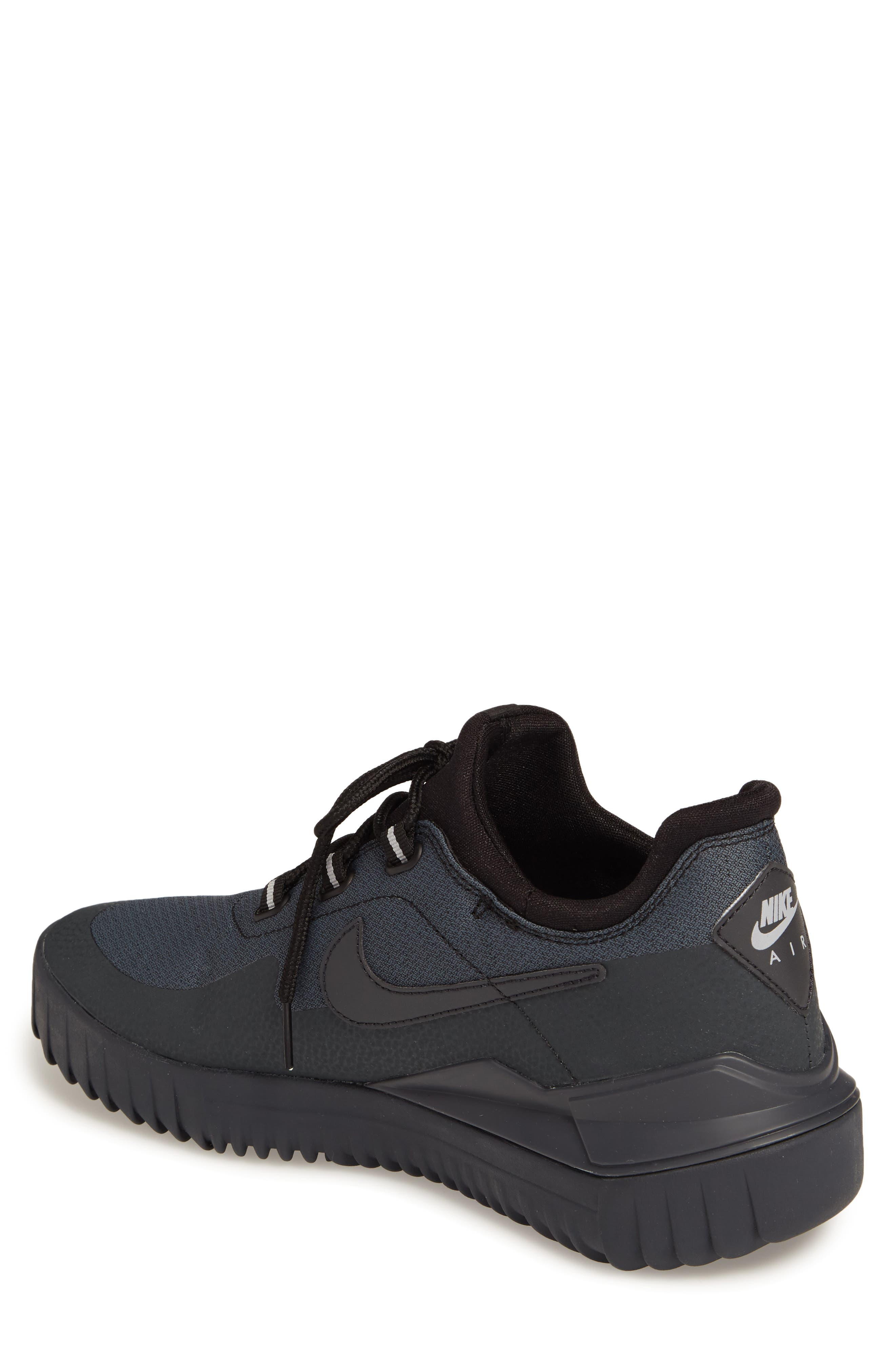 Air Wild Sneaker,                             Alternate thumbnail 2, color,                             Black/ Anthracite/ Grey