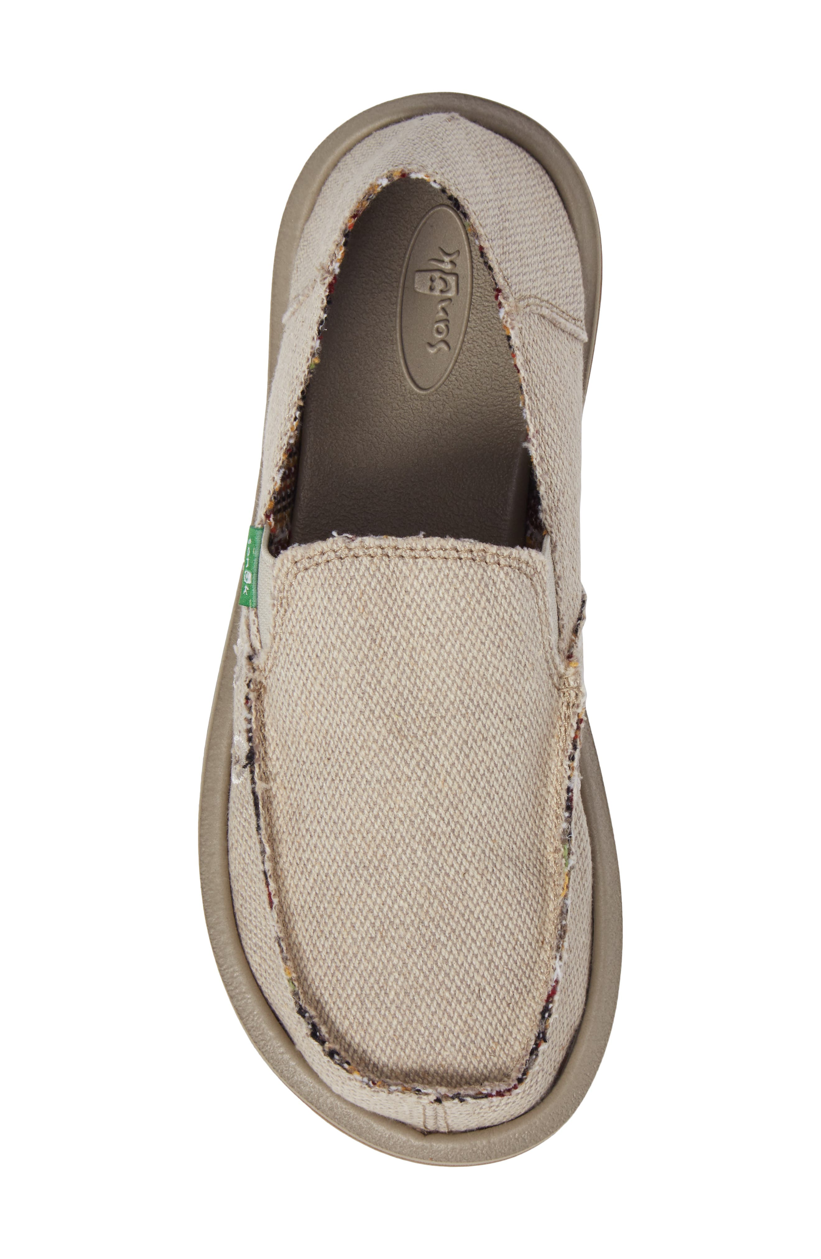 Lil Donna Slip-On,                             Alternate thumbnail 5, color,                             Natural