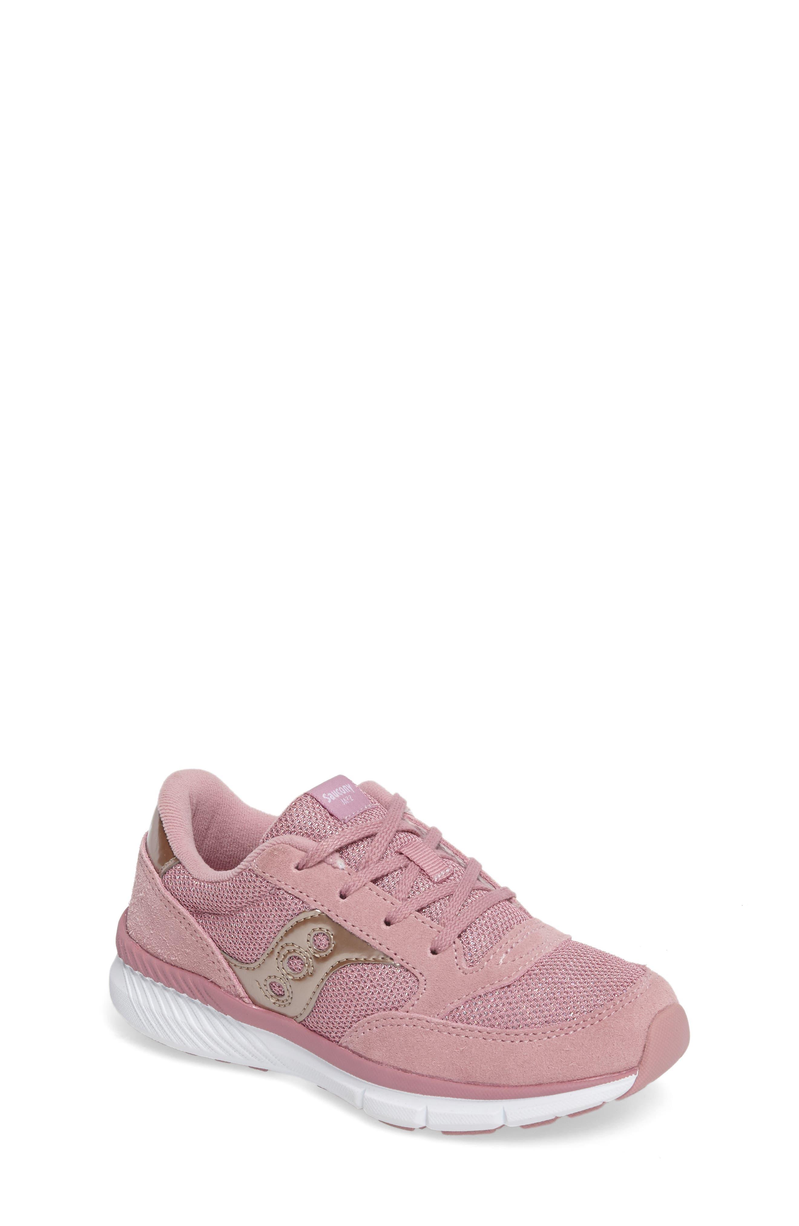 Saucony Jazz Lite Sneaker (Baby, Walker & Toddler)