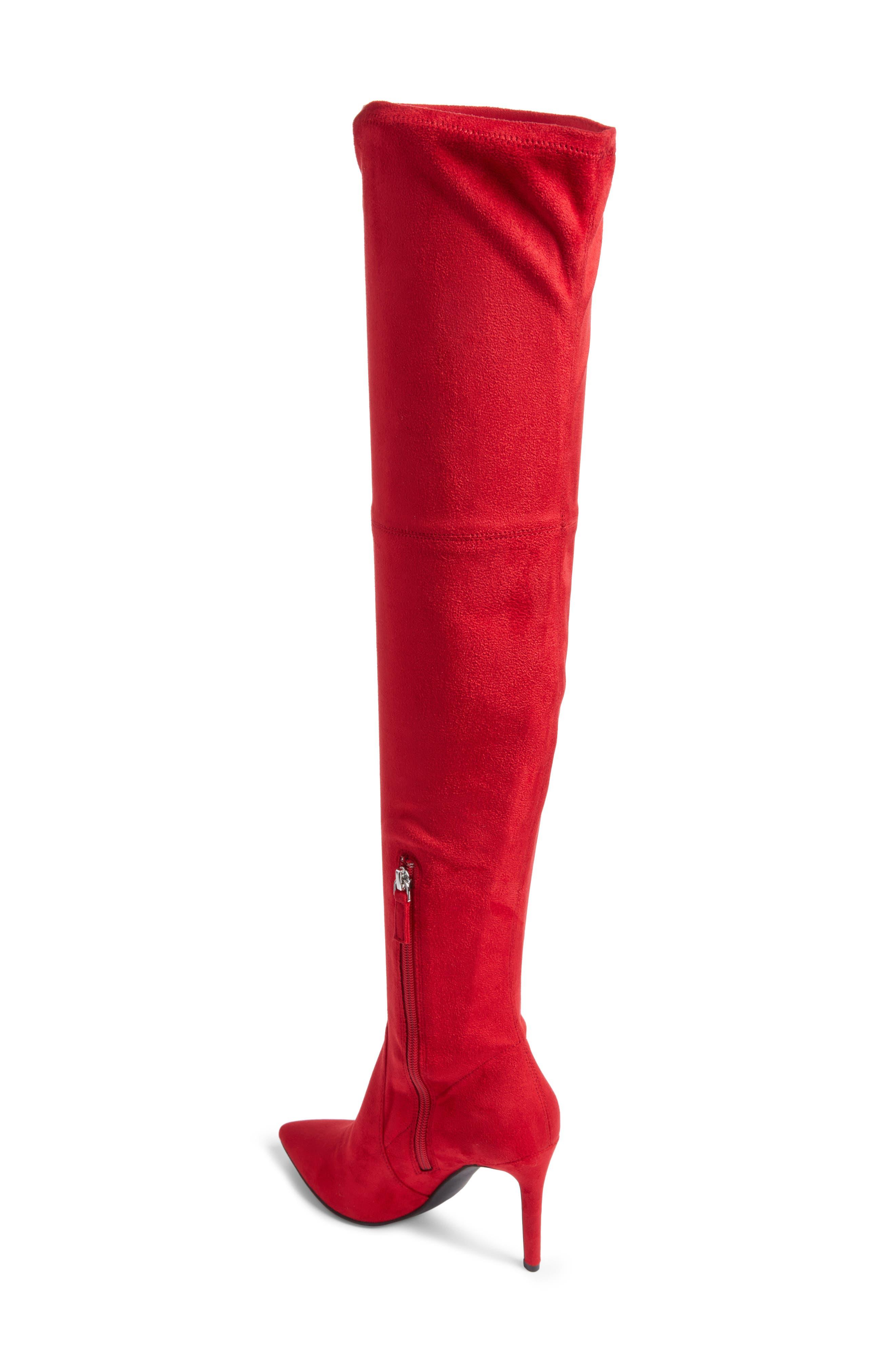 Alternate Image 2  - BP. Fab Nara Over the Knee Boot (Women)