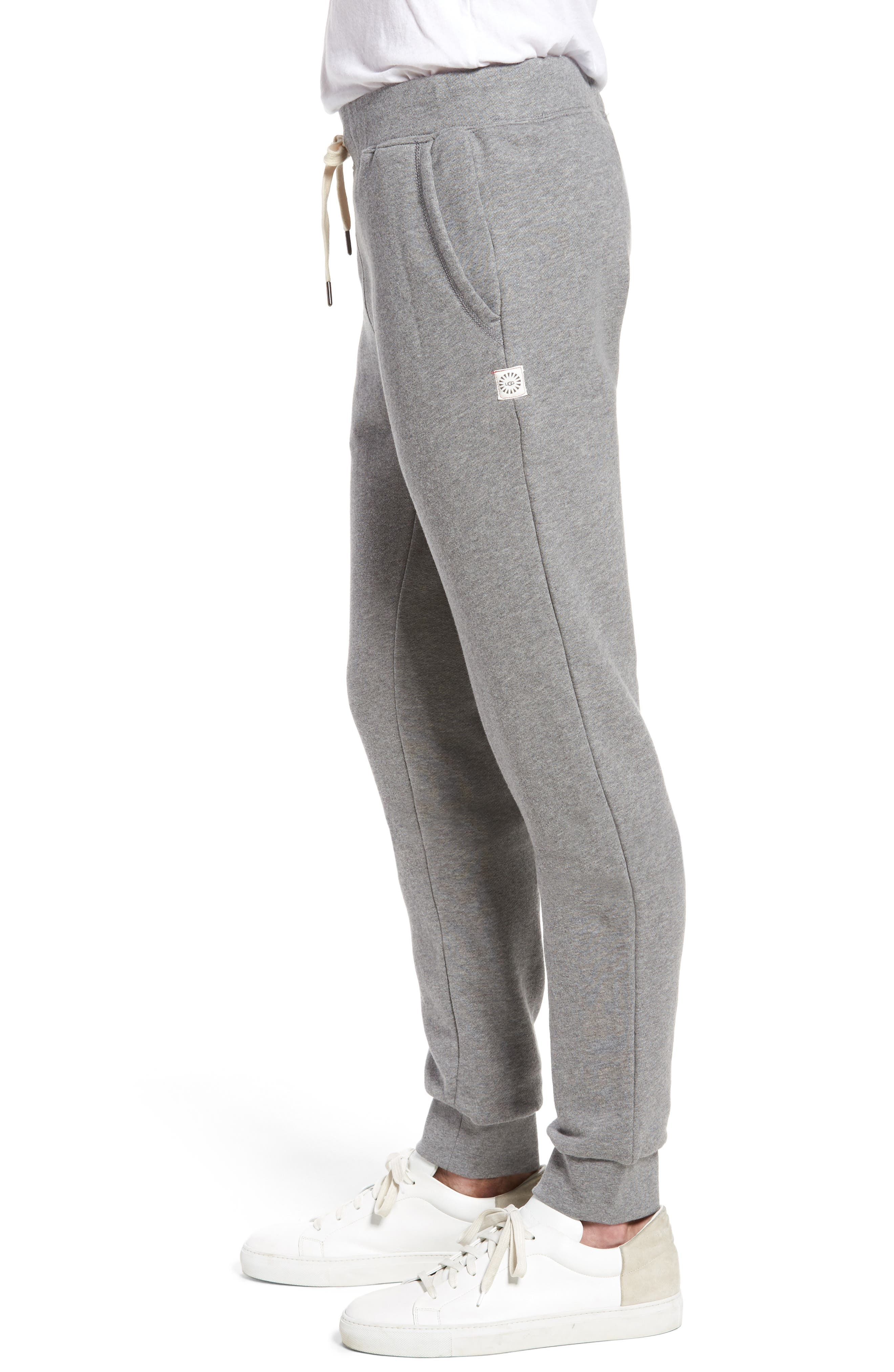 Alternate Image 3  - UGG® French Terry Jogger Pants