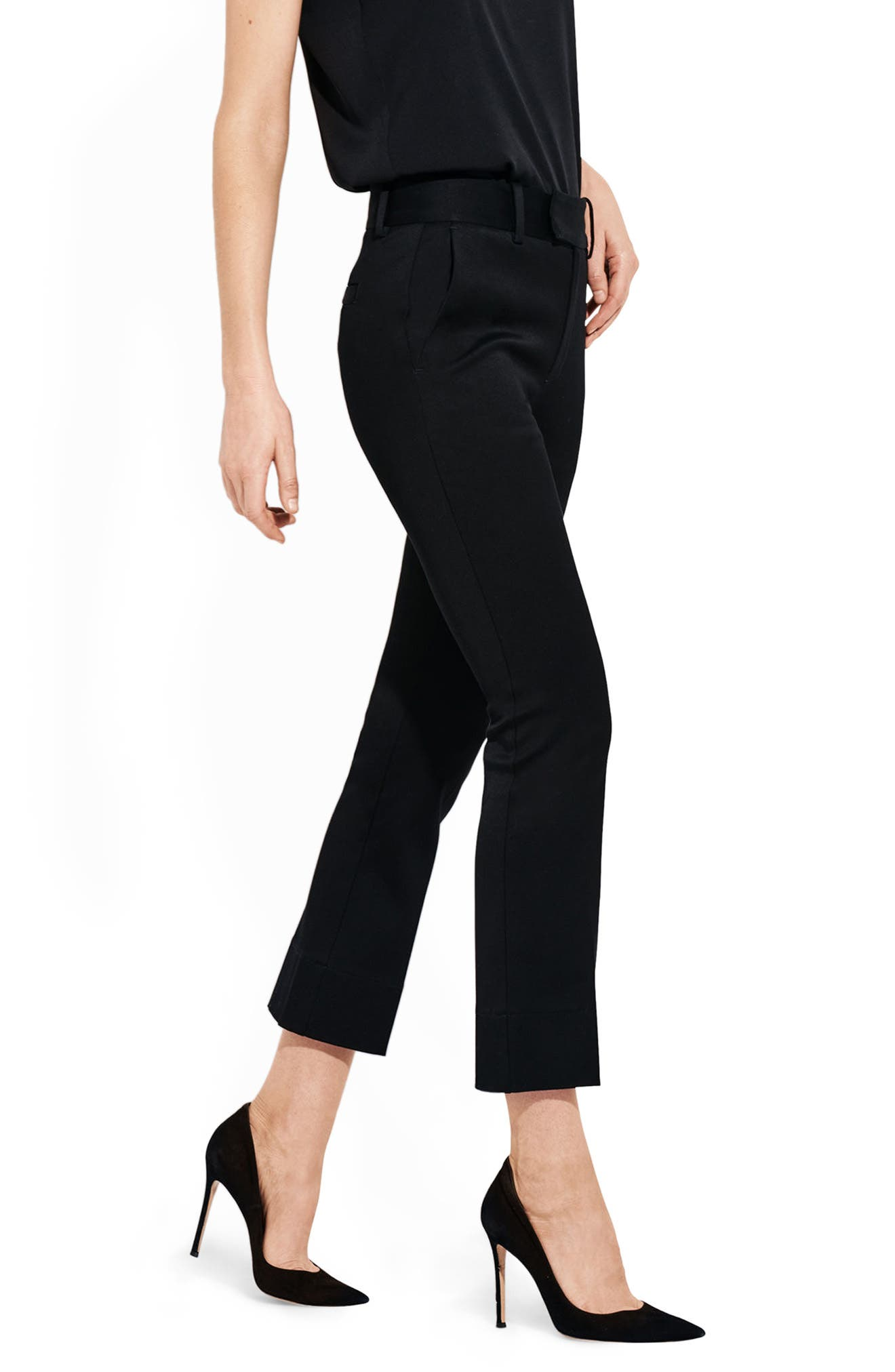 AYR The Vault High Waist Ankle Bootcut Jeans