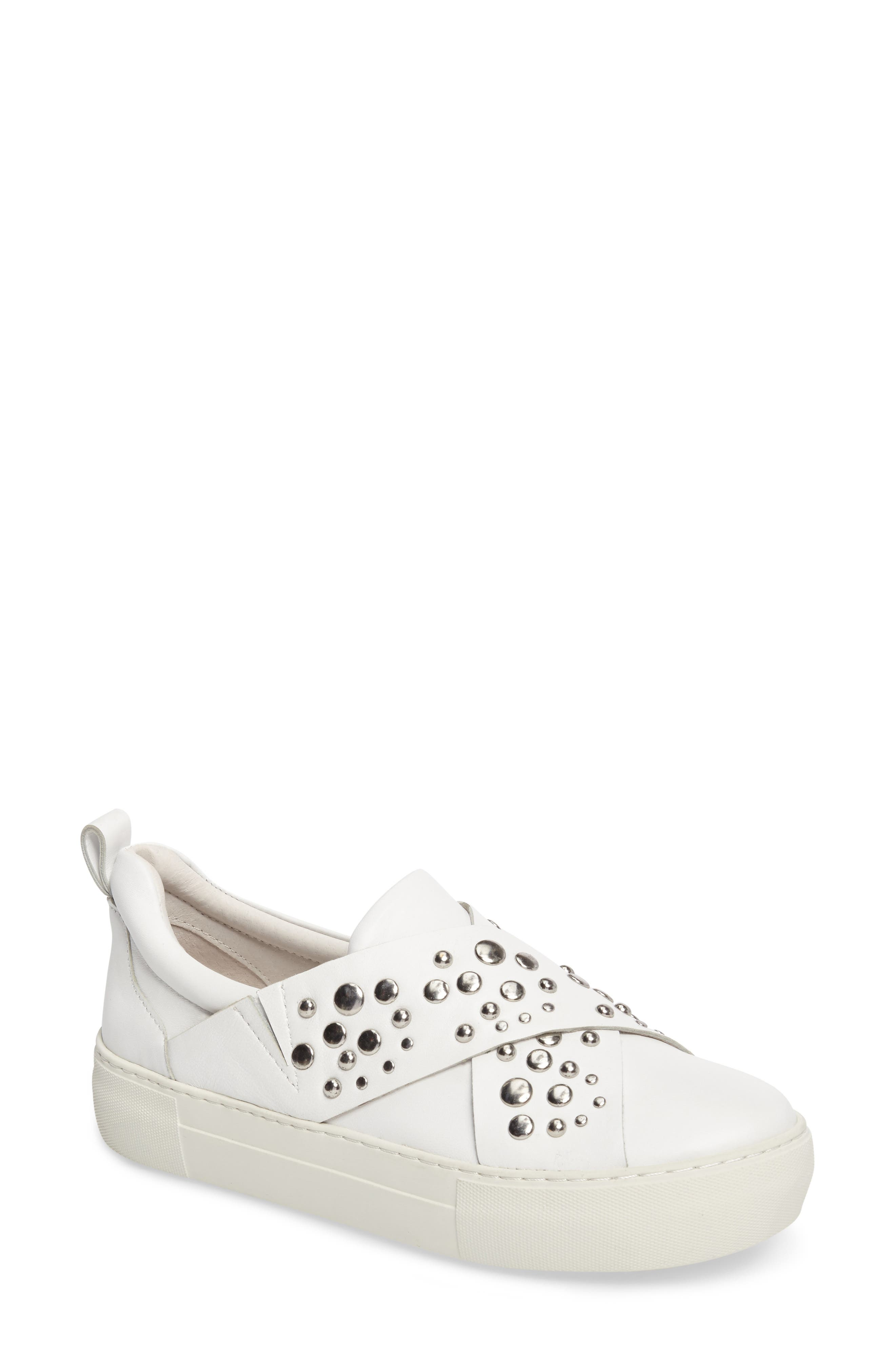 Alternate Image 1 Selected - JSlides Anteek Slip-On Sneaker (Women)