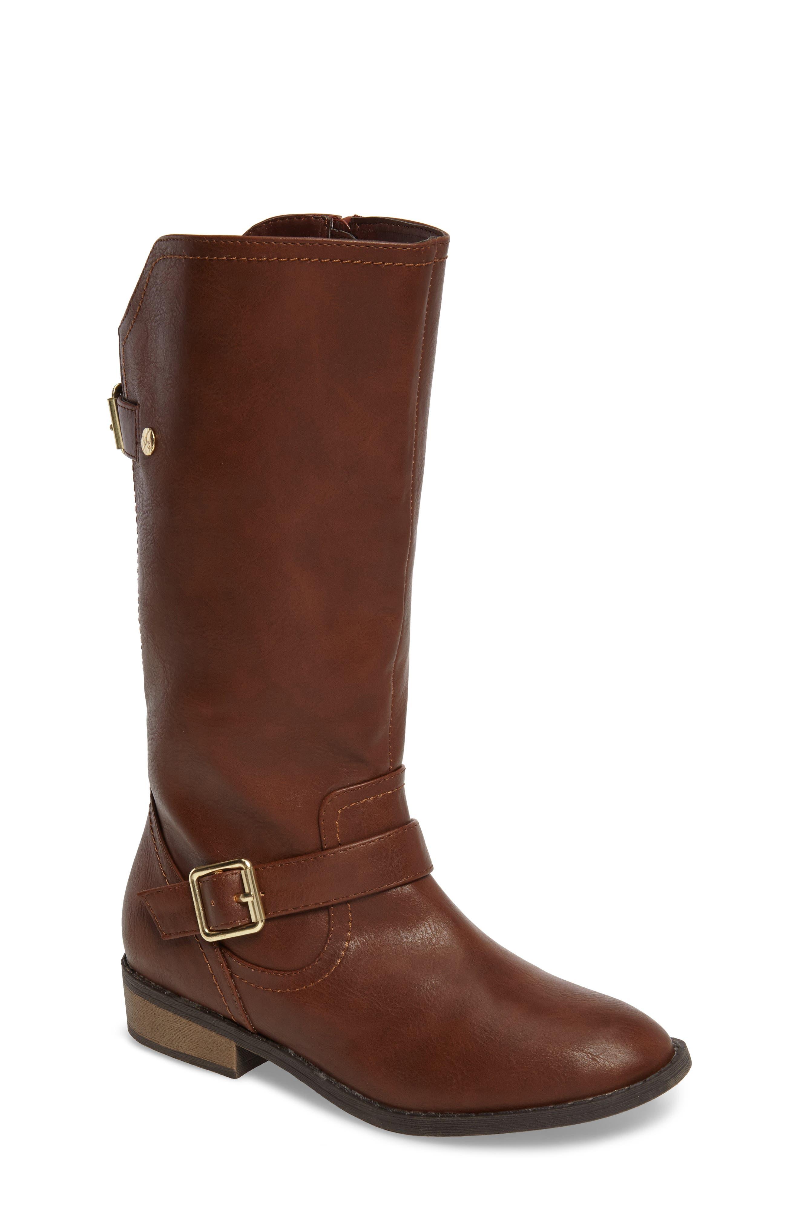 Jessica Simpson Ladera Tall Riding Boot (Toddler, Little Kid & Big Kid)