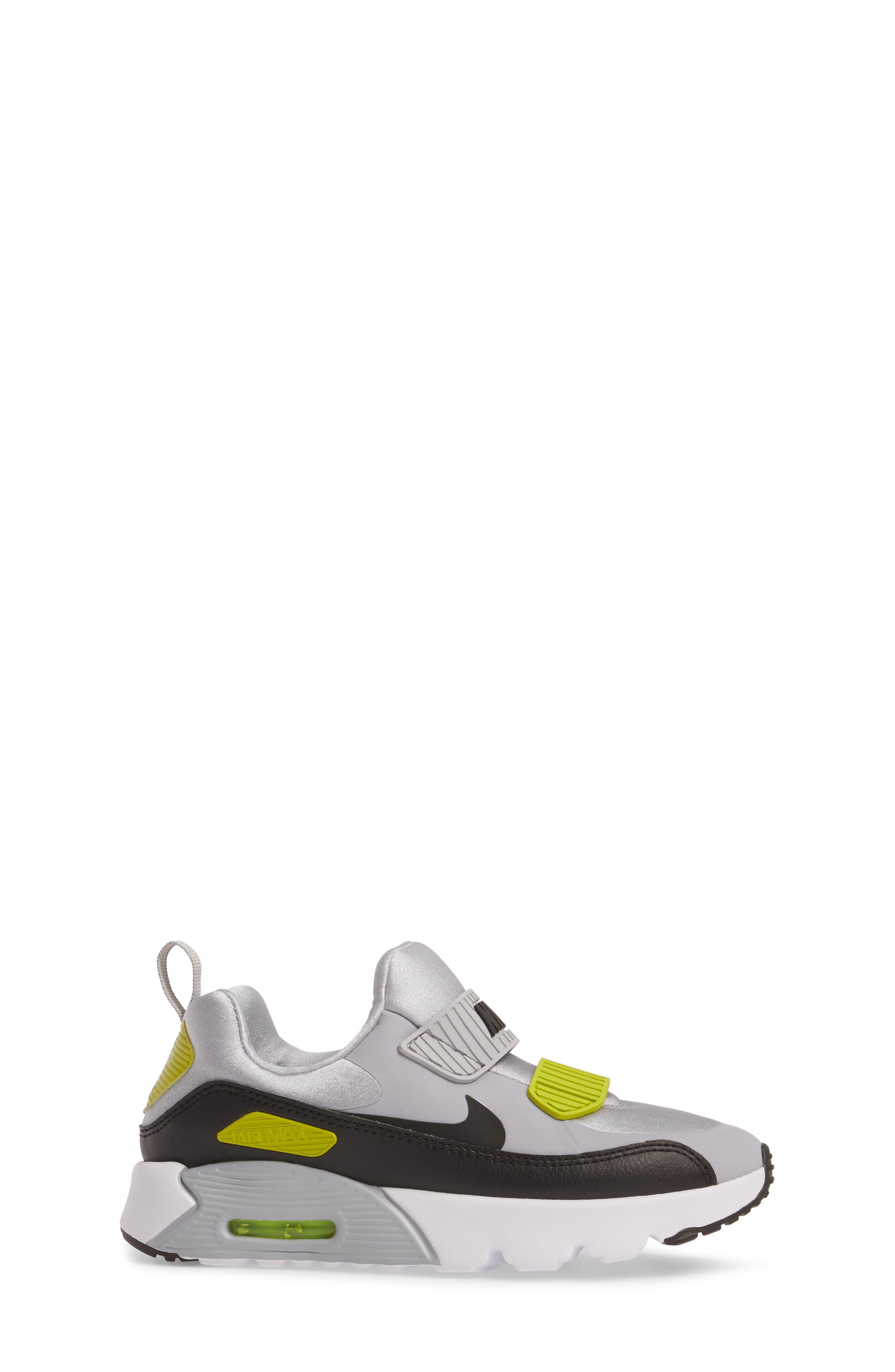 Alternate Image 3  - Nike Air Max Tiny 90 Sneaker (Baby, Walker, Toddler & Little Kid)