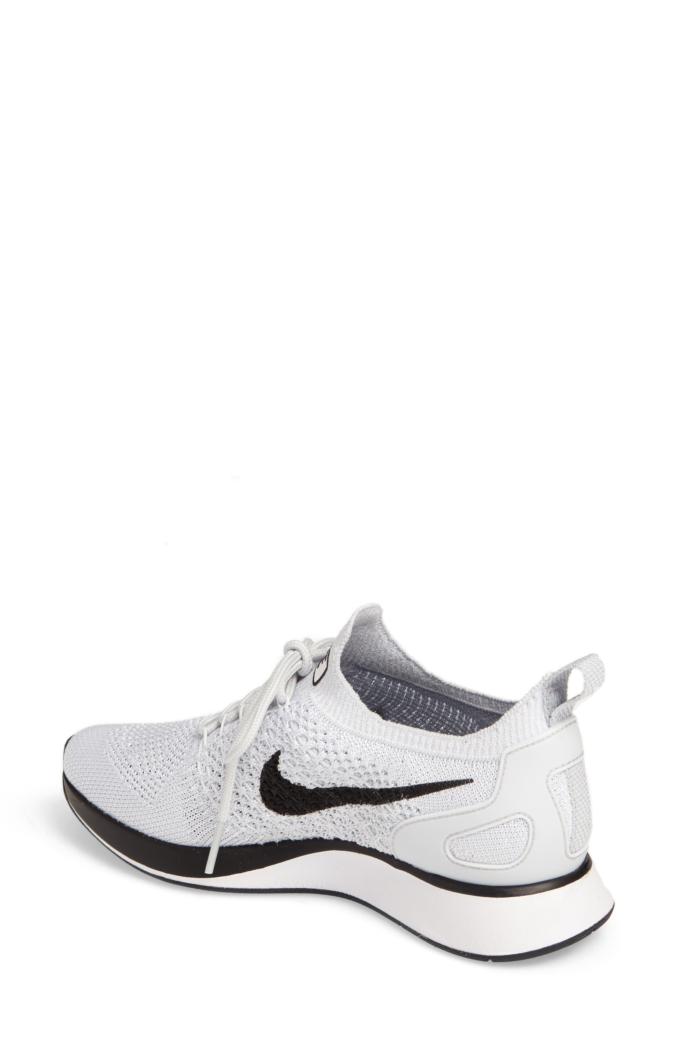 Alternate Image 2  - Nike Zoom Mariah Flyknit Racer Premium Sneaker (Women)