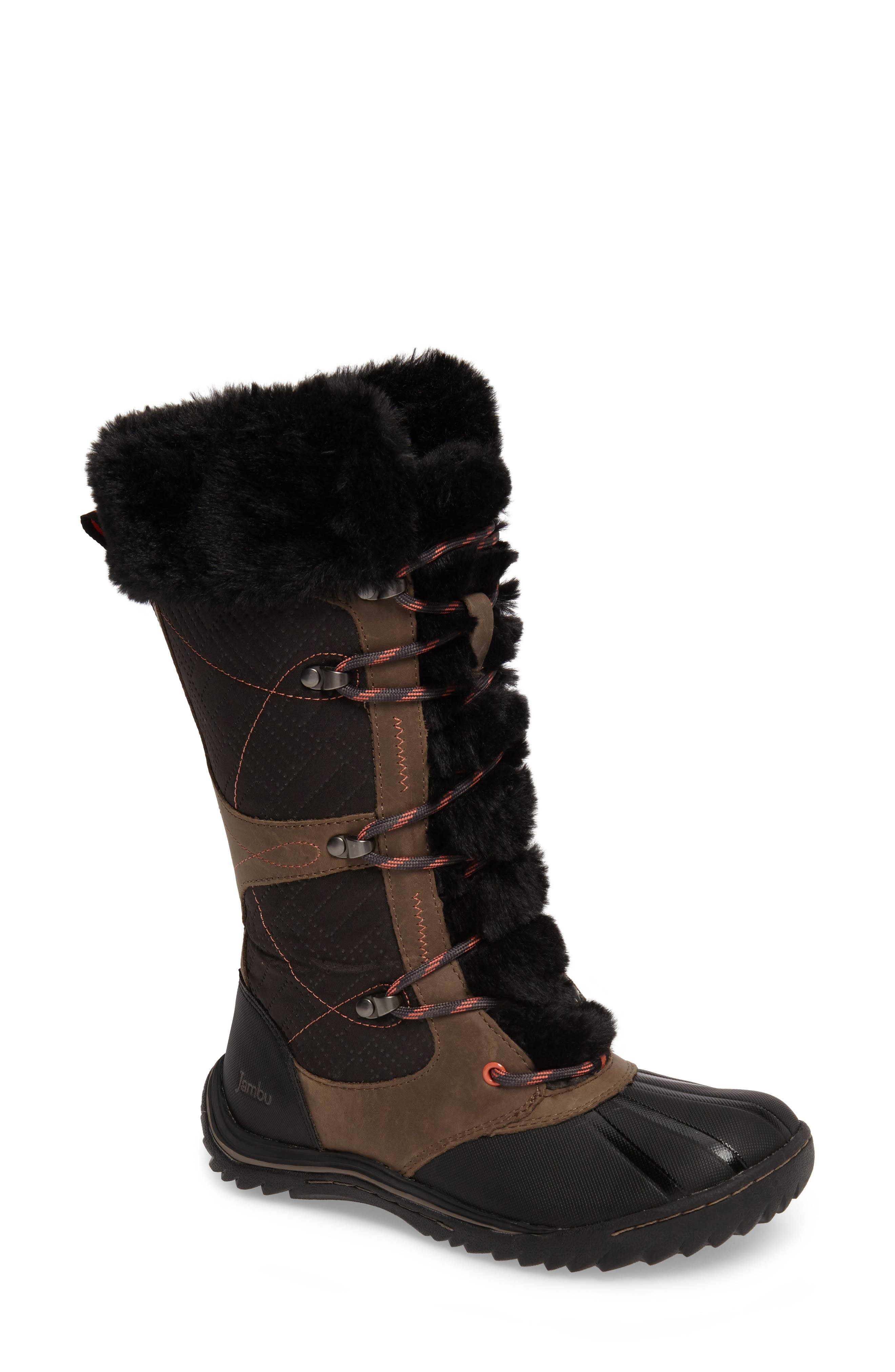 Jambu Broadway Faux Fur Waterproof Boot (Women)