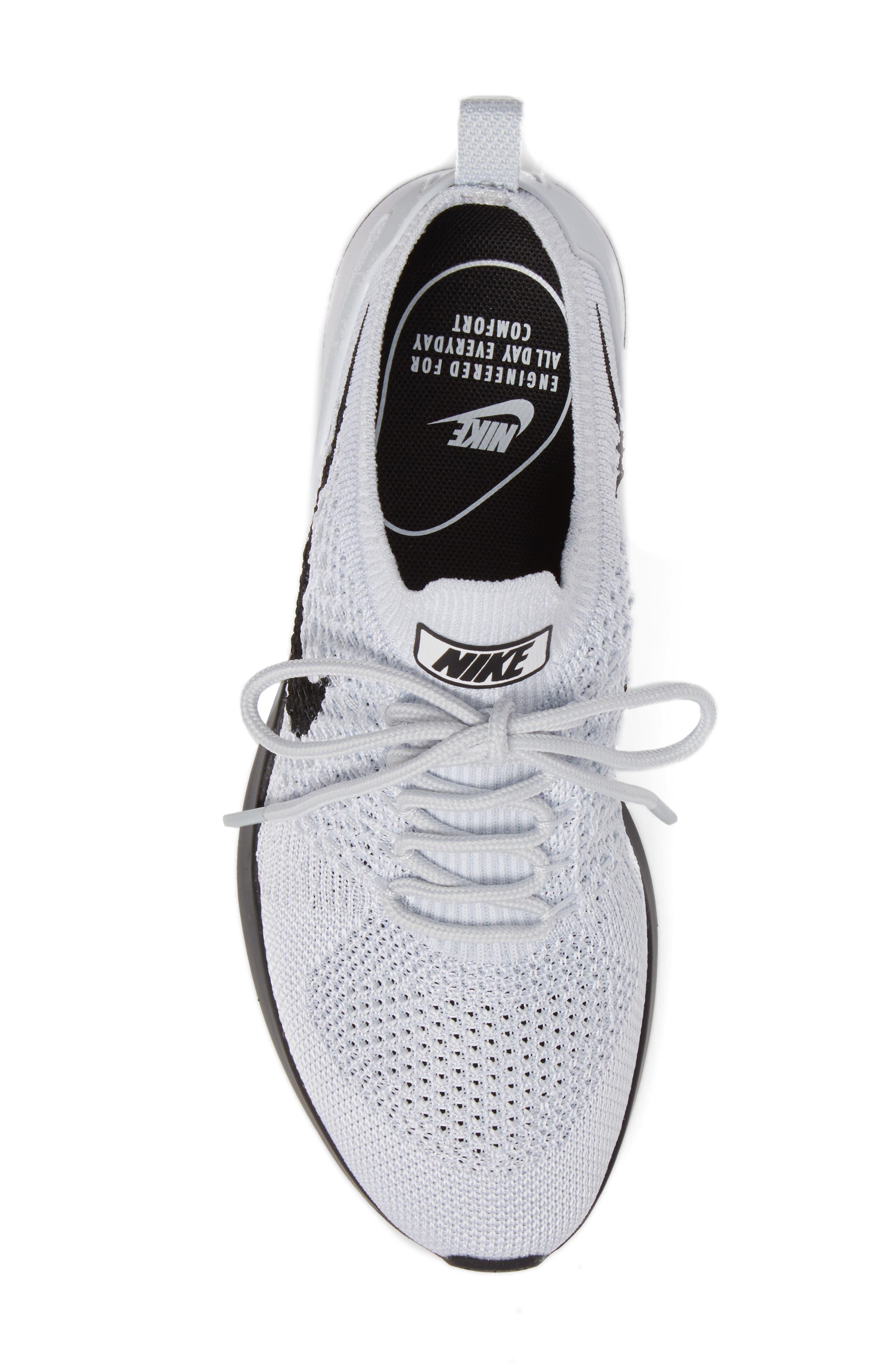 Alternate Image 5  - Nike Zoom Mariah Flyknit Racer Premium Sneaker (Women)