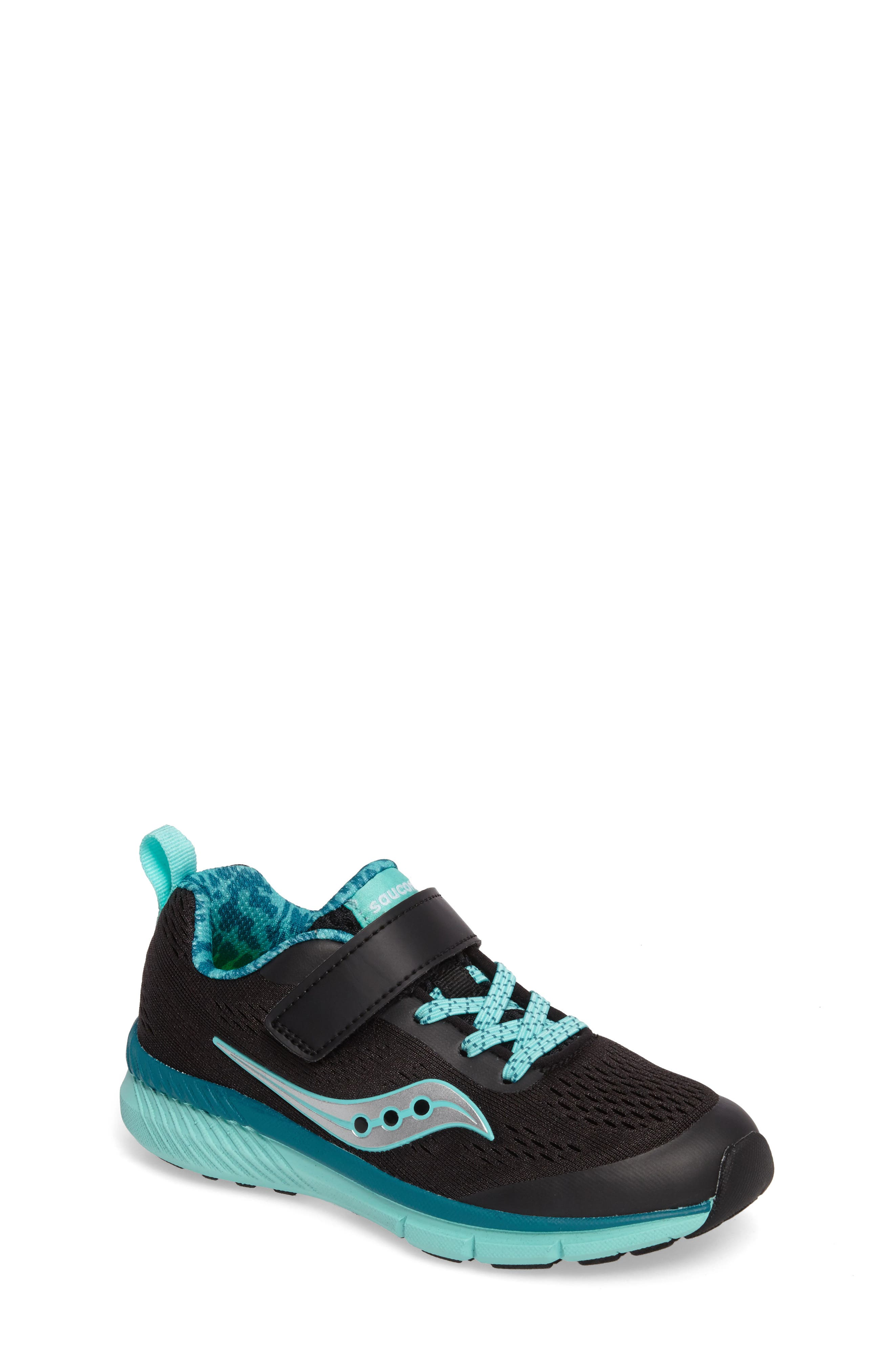 Main Image - Saucony Ideal Sneaker (Toddler & Little Kid)