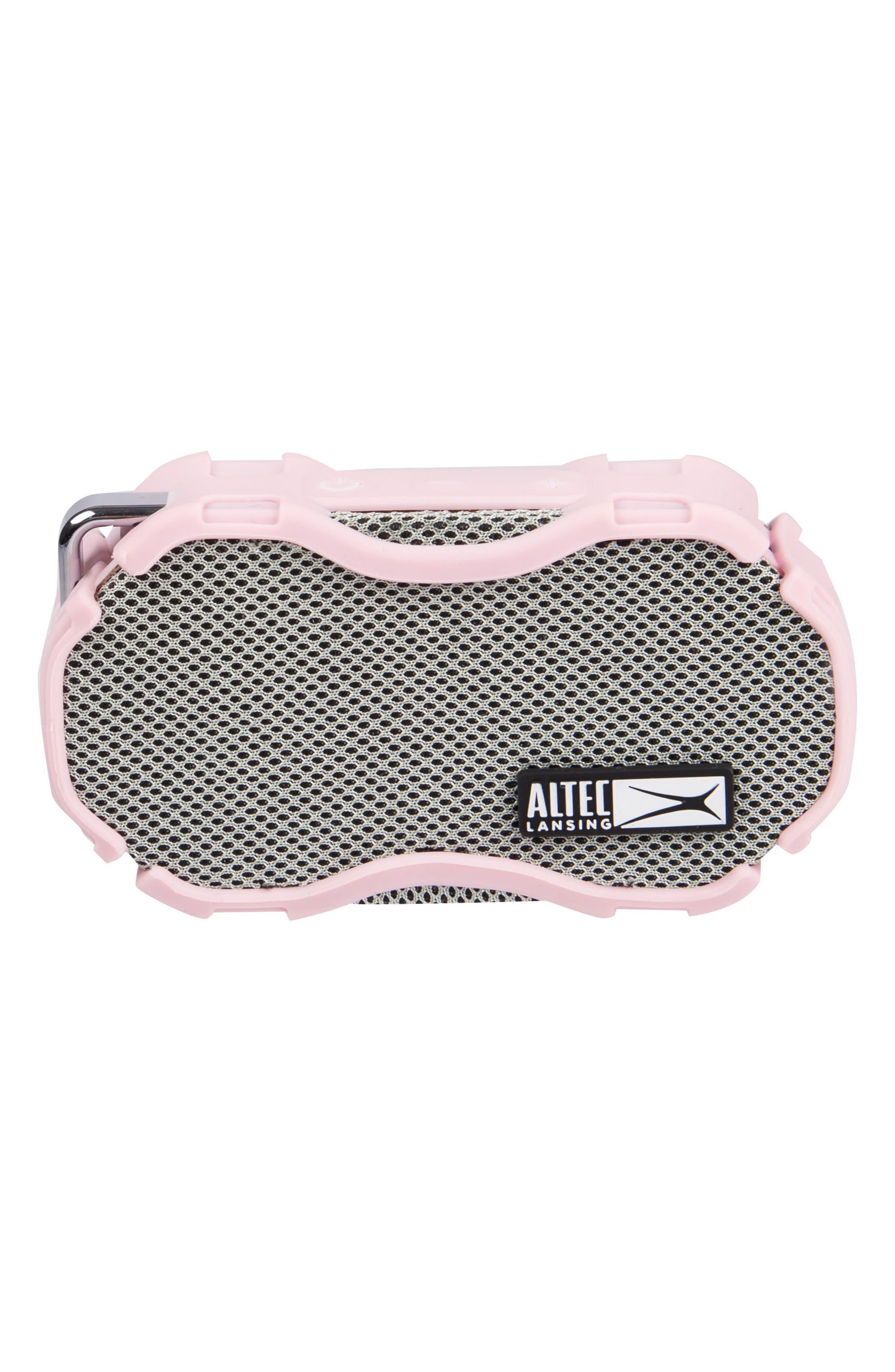 Alternate Image 1 Selected - Altec Lansing Baby Boom Waterproof Wireless Speaker