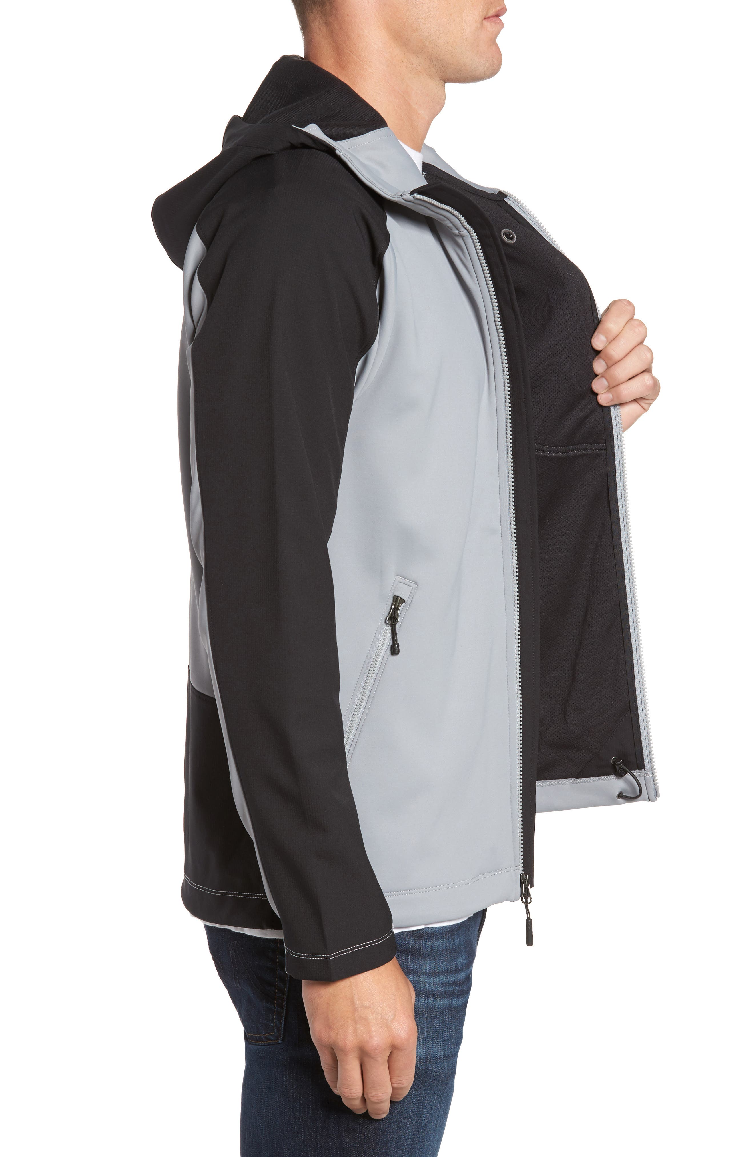 Alternate Image 3  - The North Face Tenacious Water Repellent Hybrid Jacket