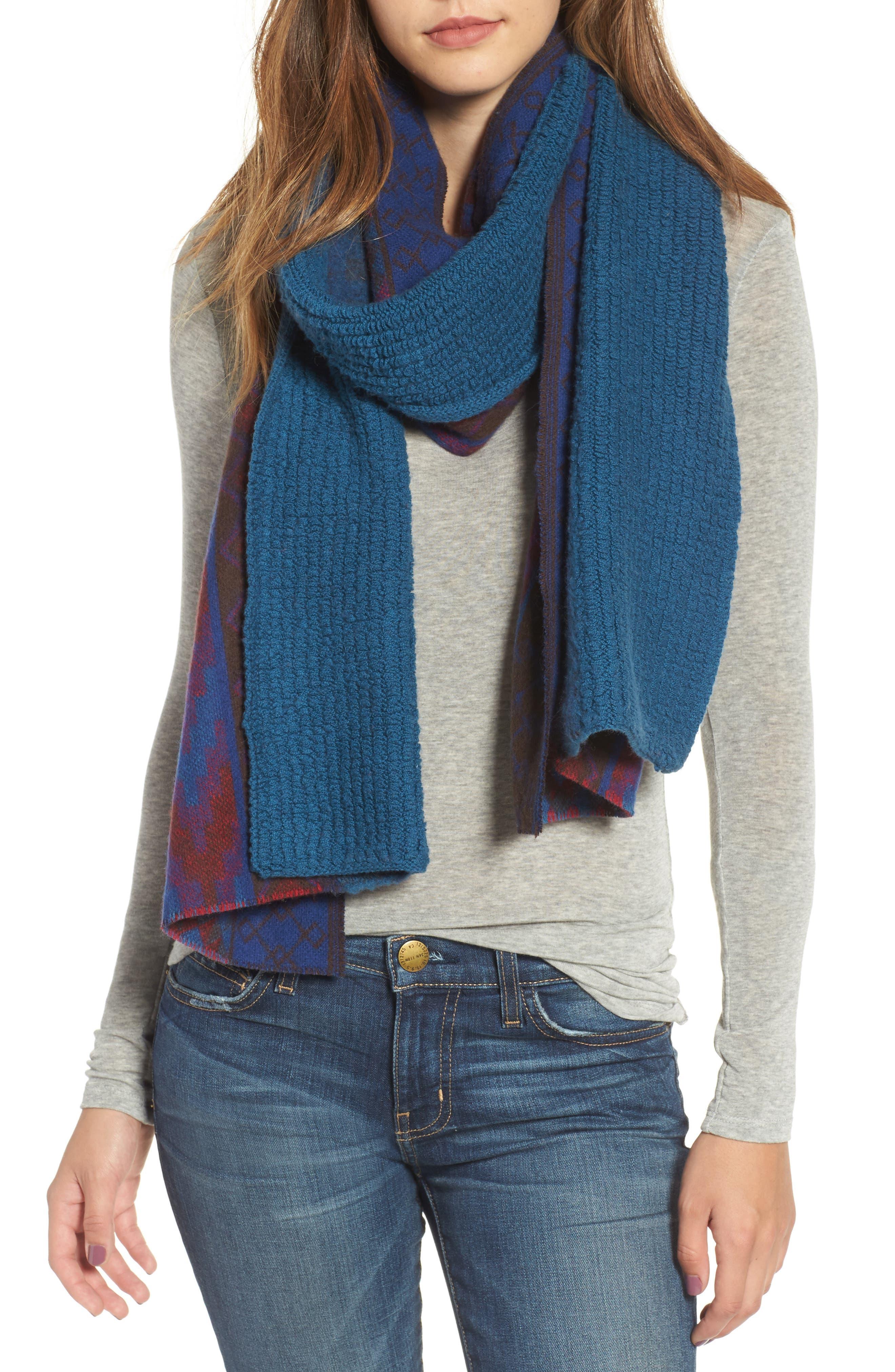 Standard Form Nomad Wool & Cashmere Scarf