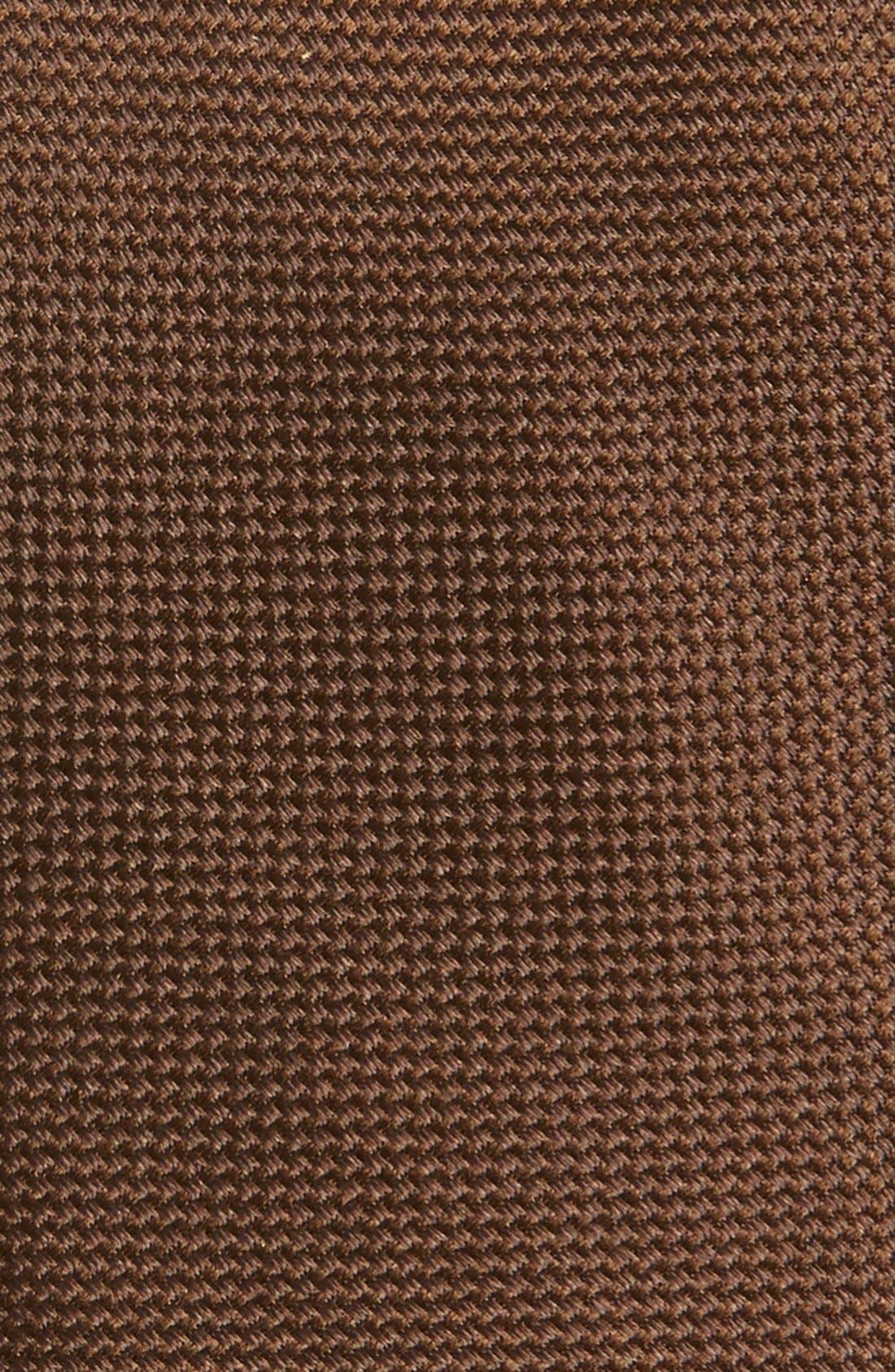 Alternate Image 2  - The Tie Bar Woven Silk Tie