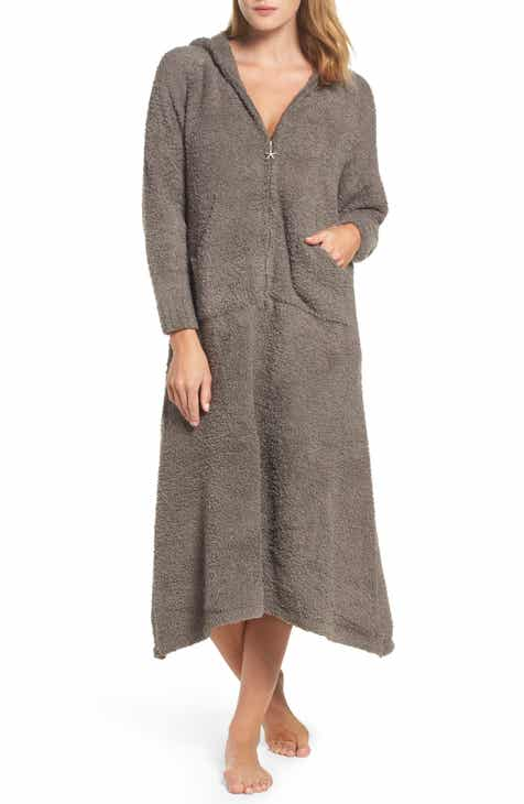 defe2bbb08 Barefoot Dreams® CozyChic® Hooded Zip Robe