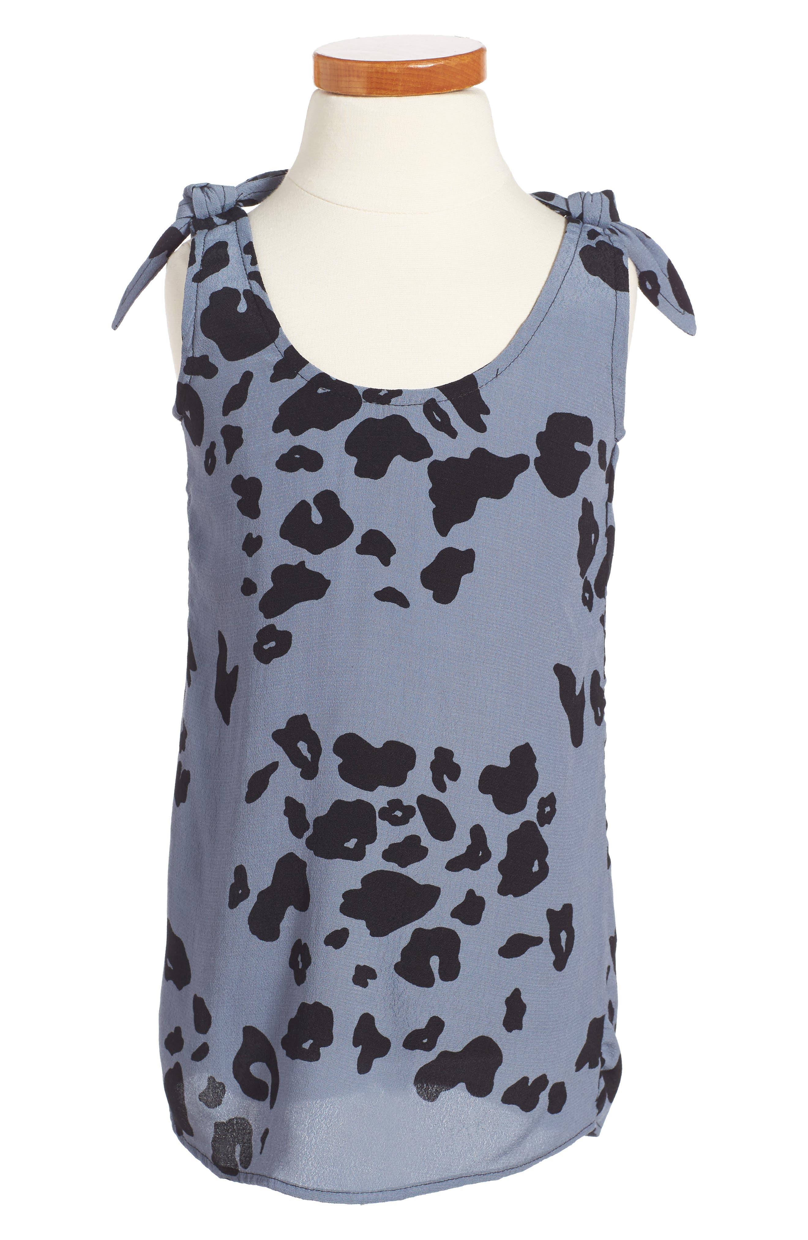 Main Image - BERU Aria Shift Dress (Toddler Girls & Little Girls)