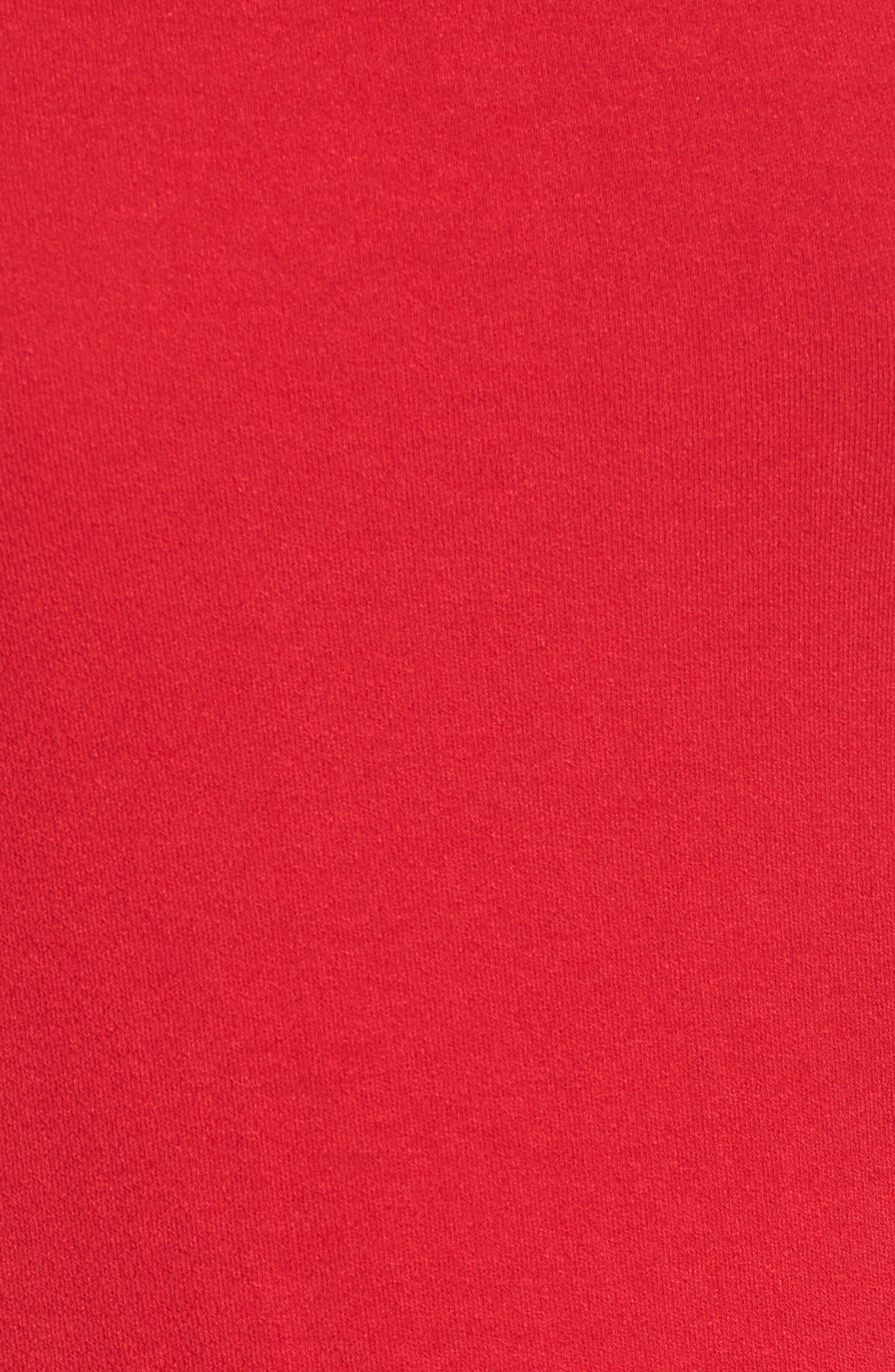 Alternate Image 5  - Bobeau Bishop Knit Top