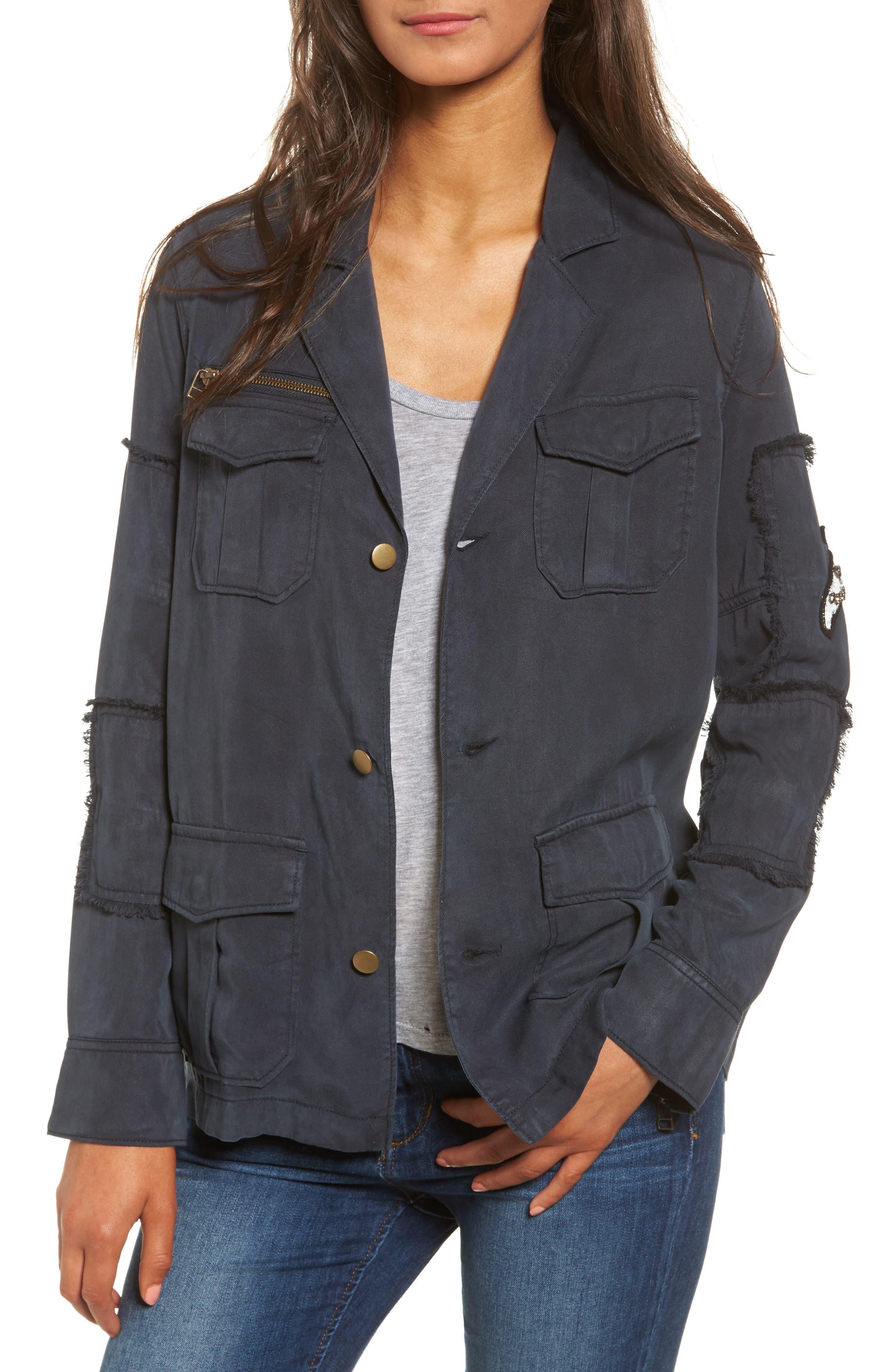 Pam & Gela Military Jacket