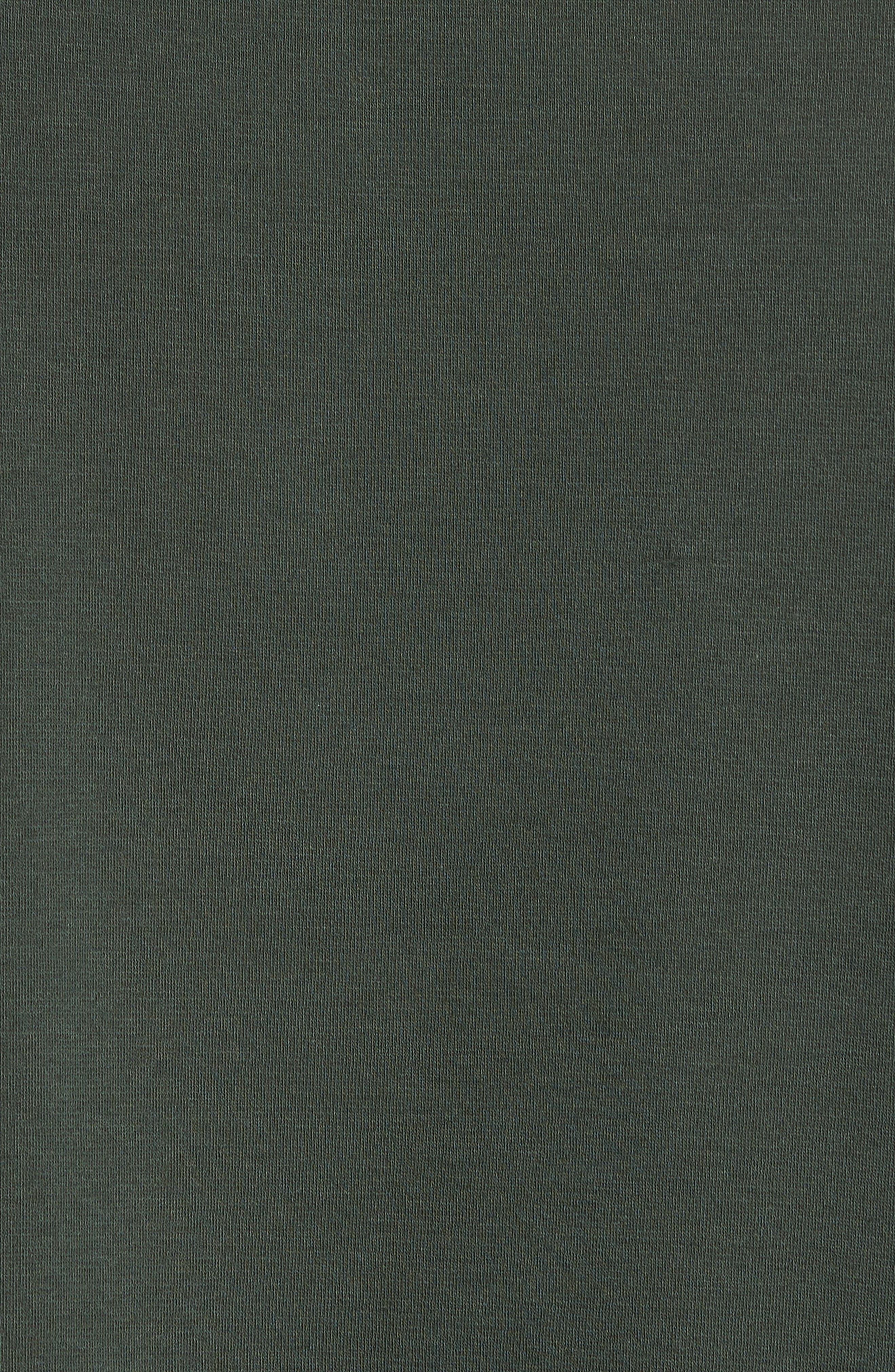 Mauno Pocket T-Shirt,                             Alternate thumbnail 5, color,                             Riot Green