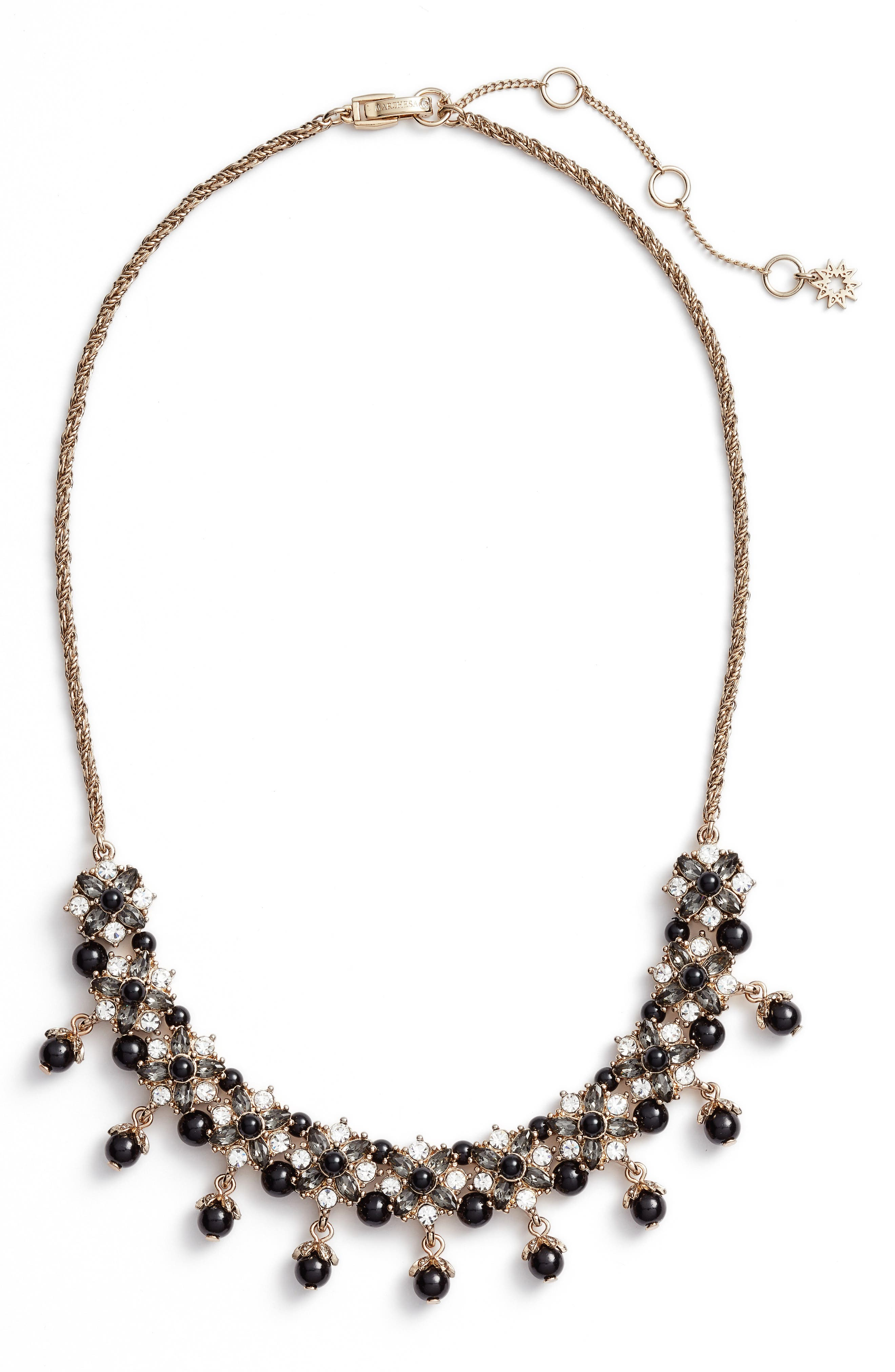 Marchesa Beaded Necklace