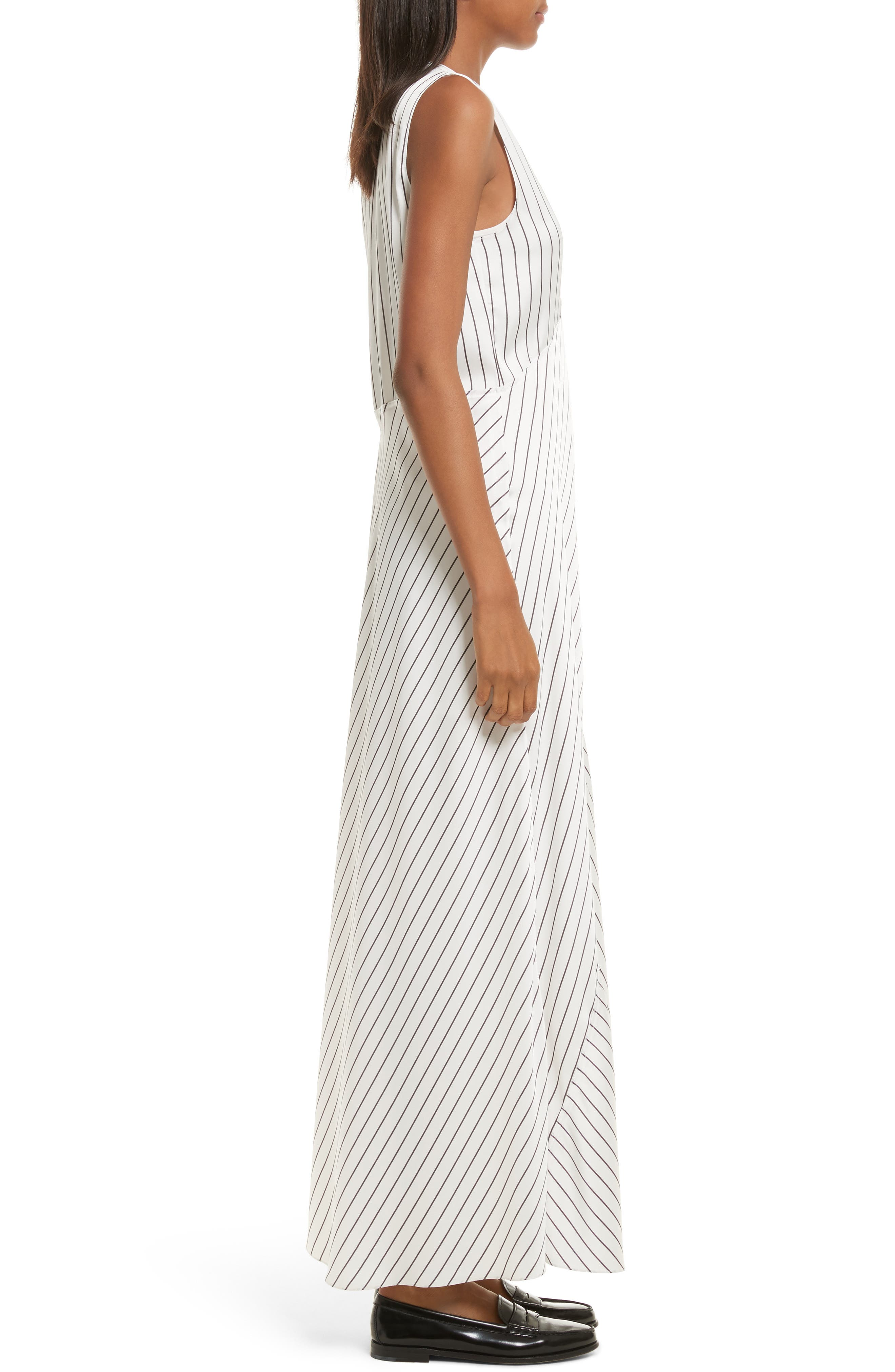 Alternate Image 3  - Theory Stripe Maxi Dress