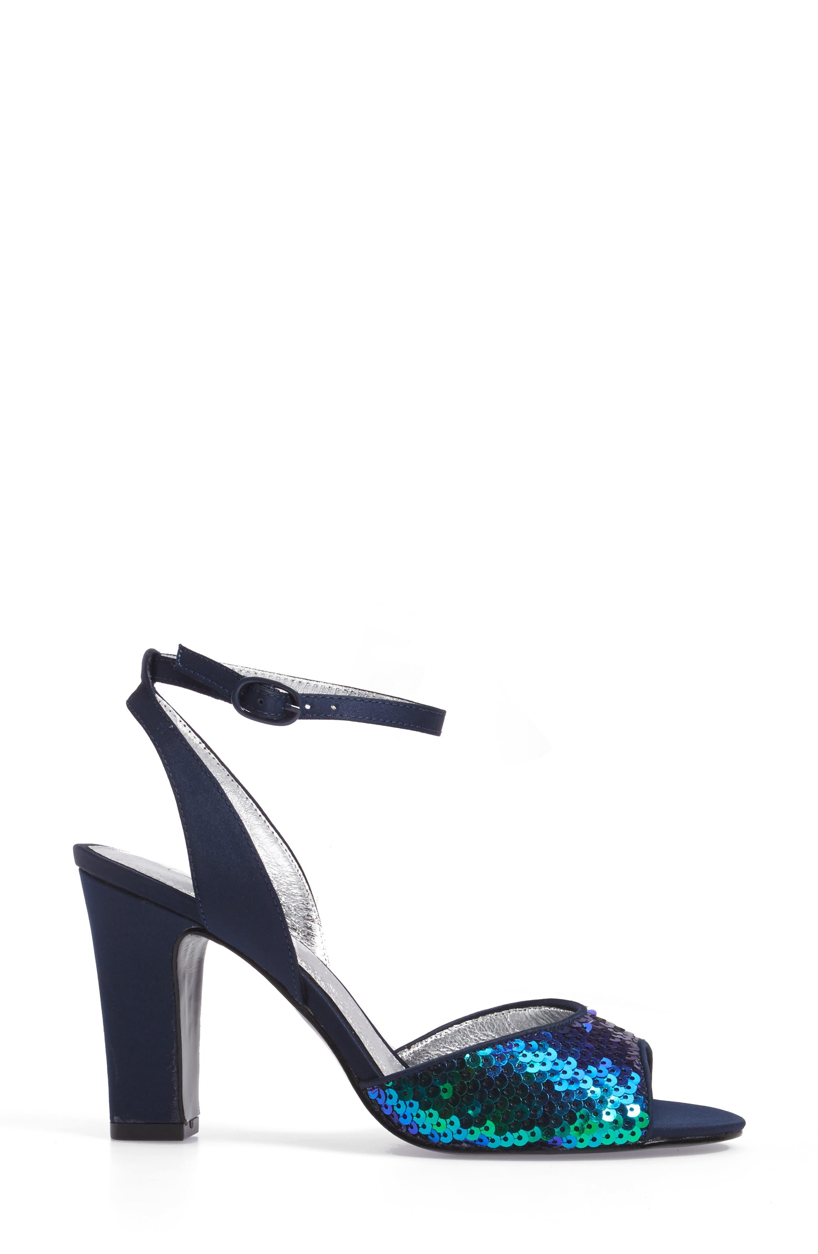 Alternate Image 3  - Adrianna Papell Astrid Ankle Strap Sandal (Women)