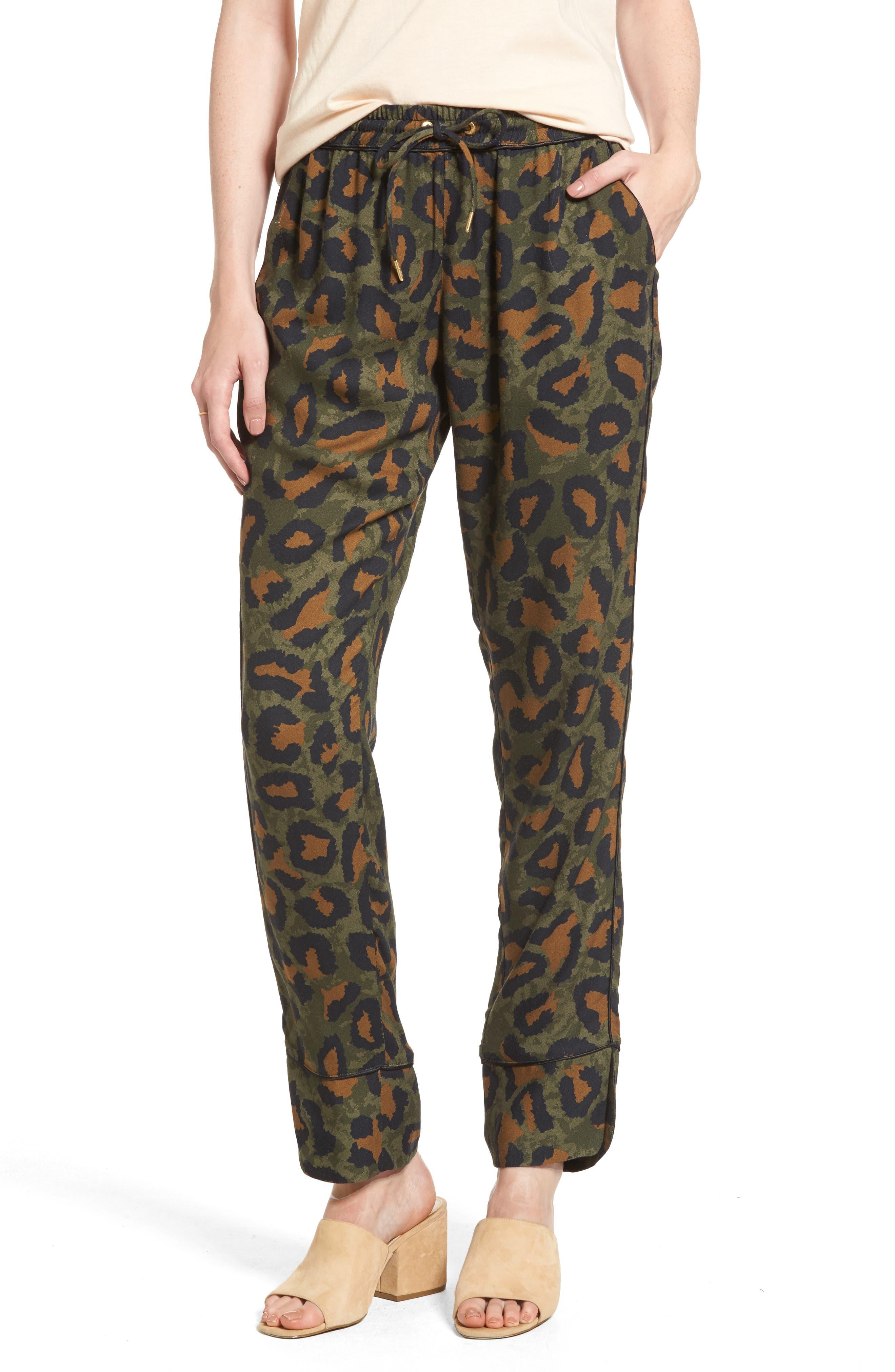 Zadig & Voltaire Parone Leo Pajama Pants