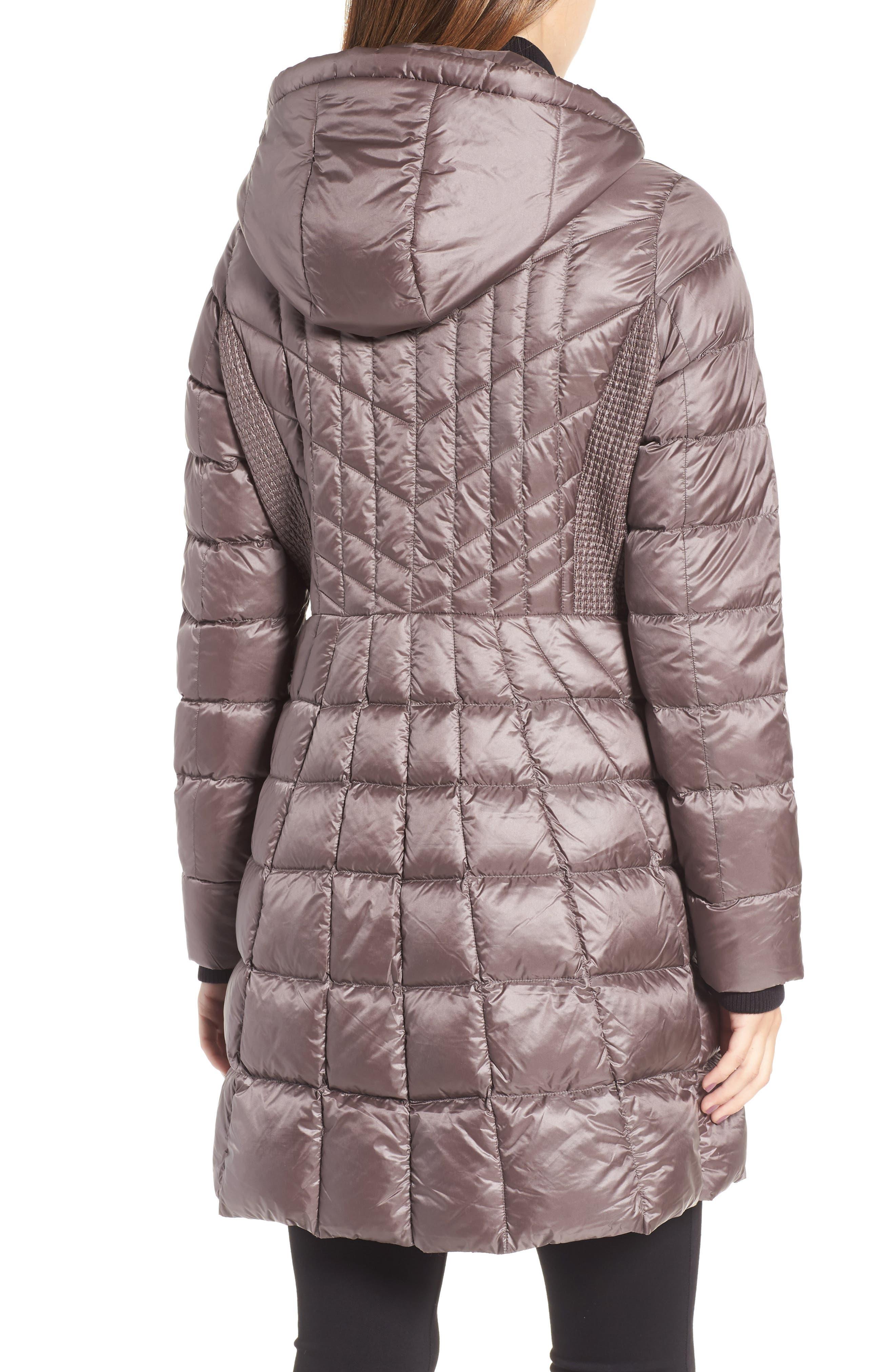 Alternate Image 2  - Bernardo Down & PrimaLoft® Coat (Regular & Petite)