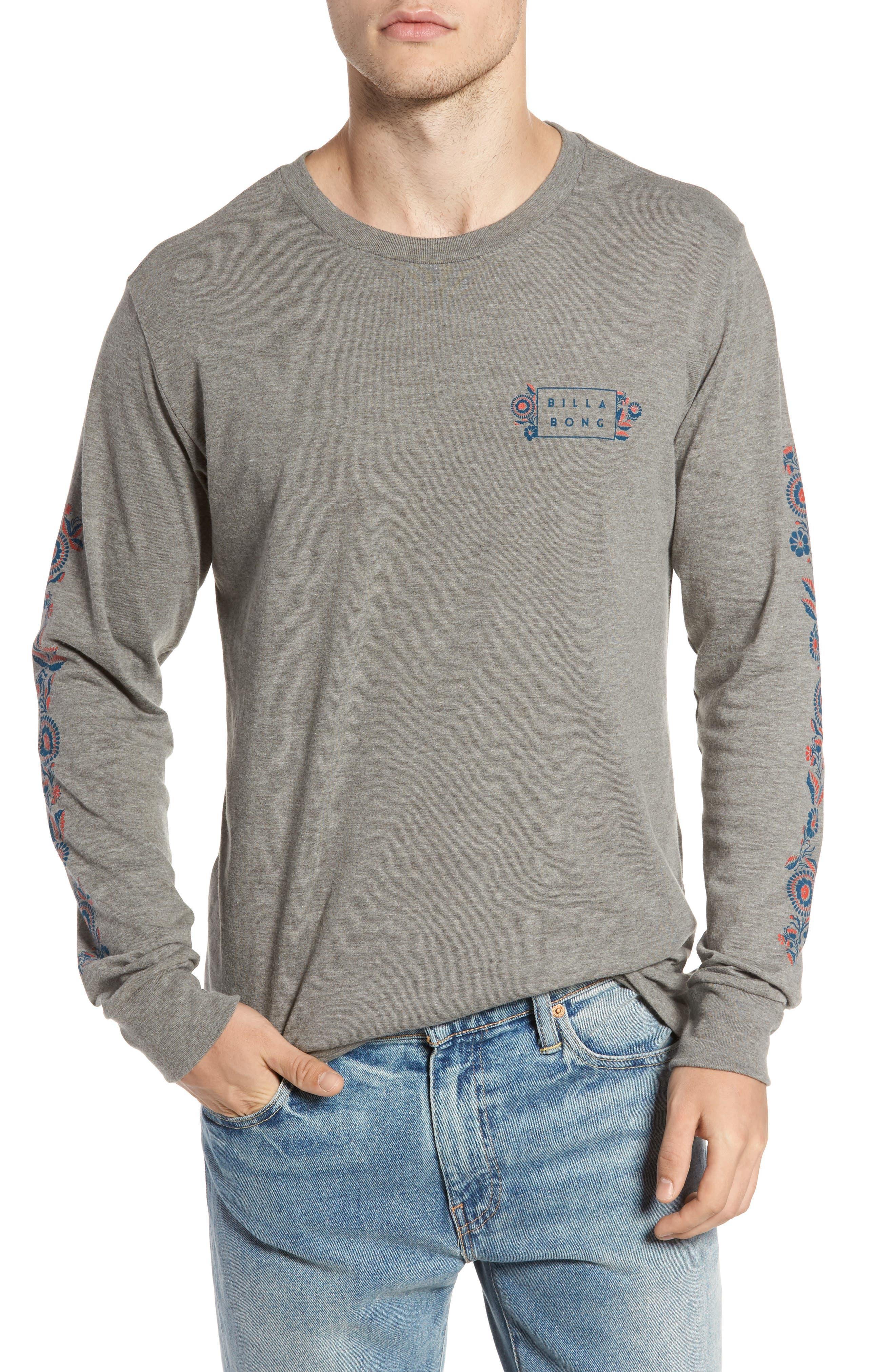 Billabong Mandala Long Sleeve T-Shirt