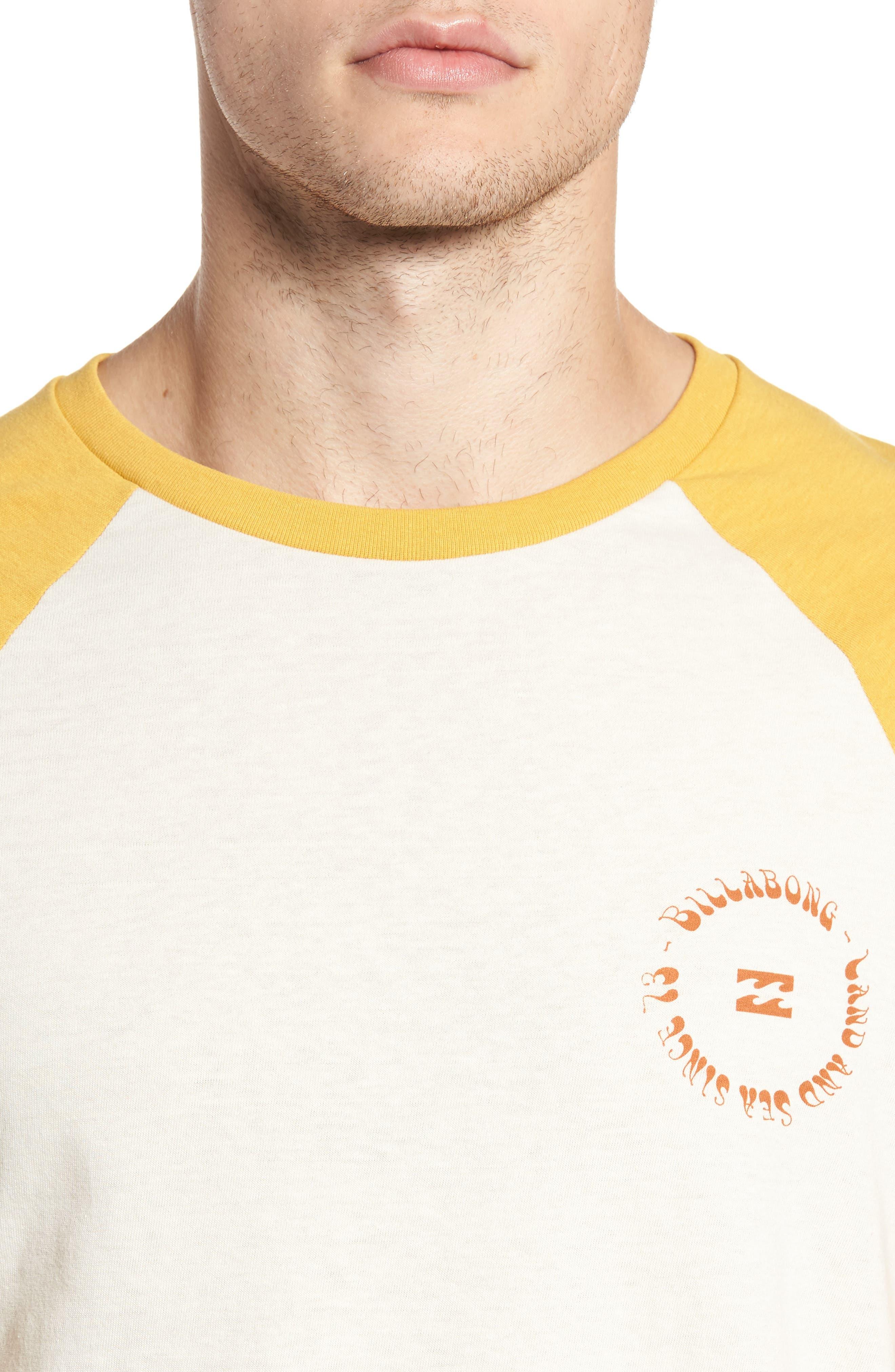 Black Sol Graphic T-Shirt,                             Alternate thumbnail 4, color,                             Beige