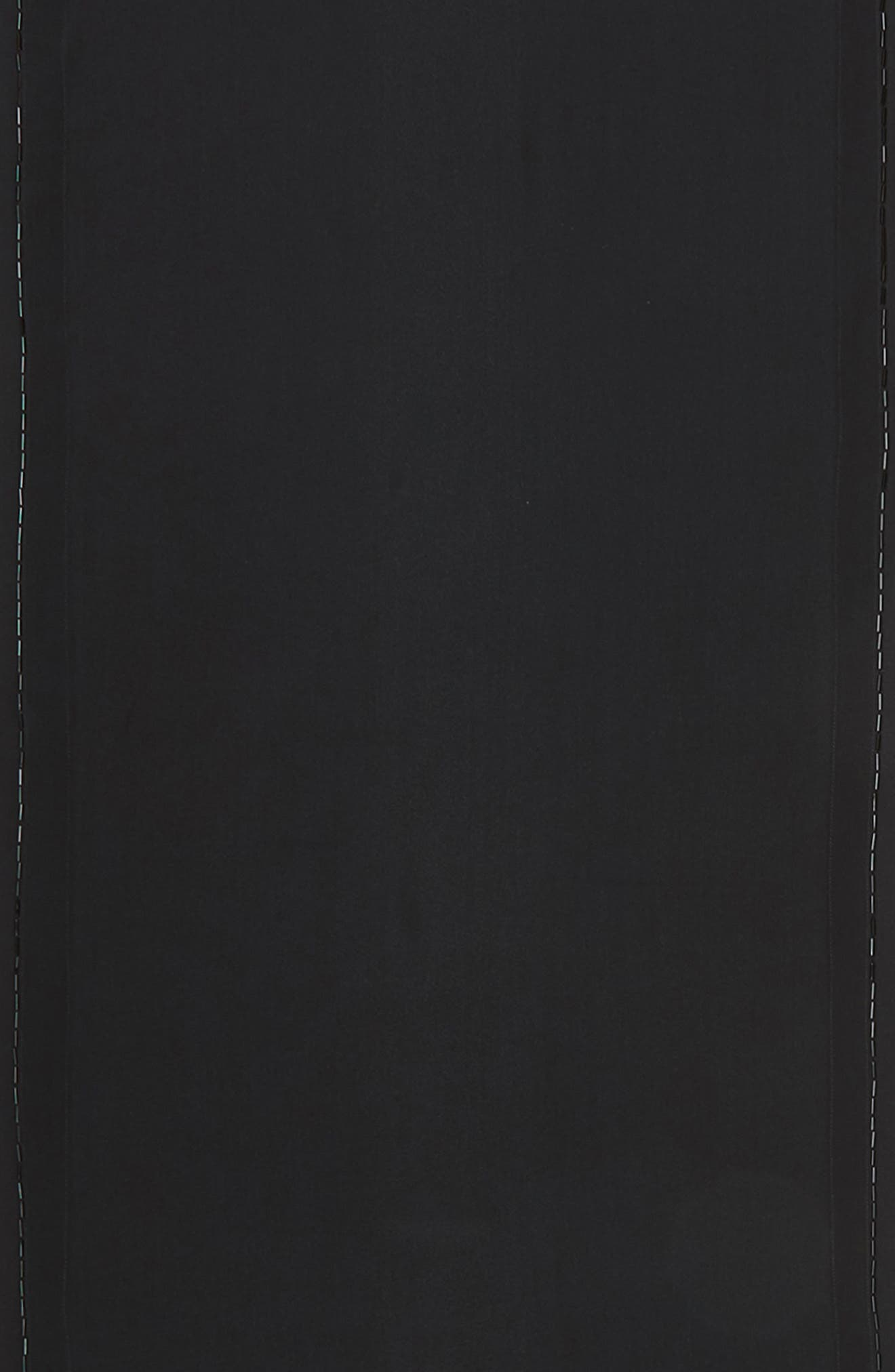 Alternate Image 3  - Eileen Fisher Beaded Silk Scarf
