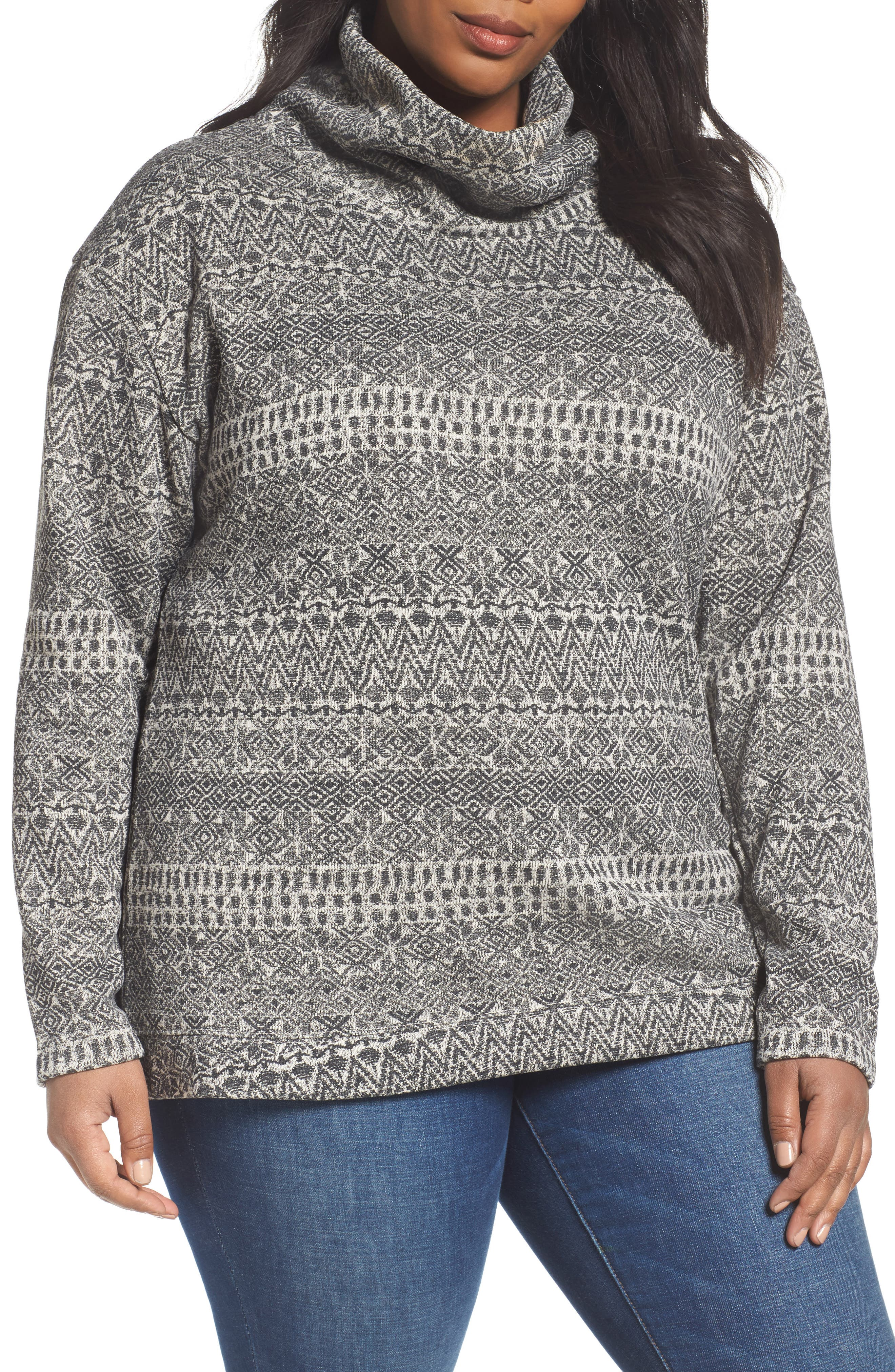 Columbia Sweater Season Pullover (Plus Size)