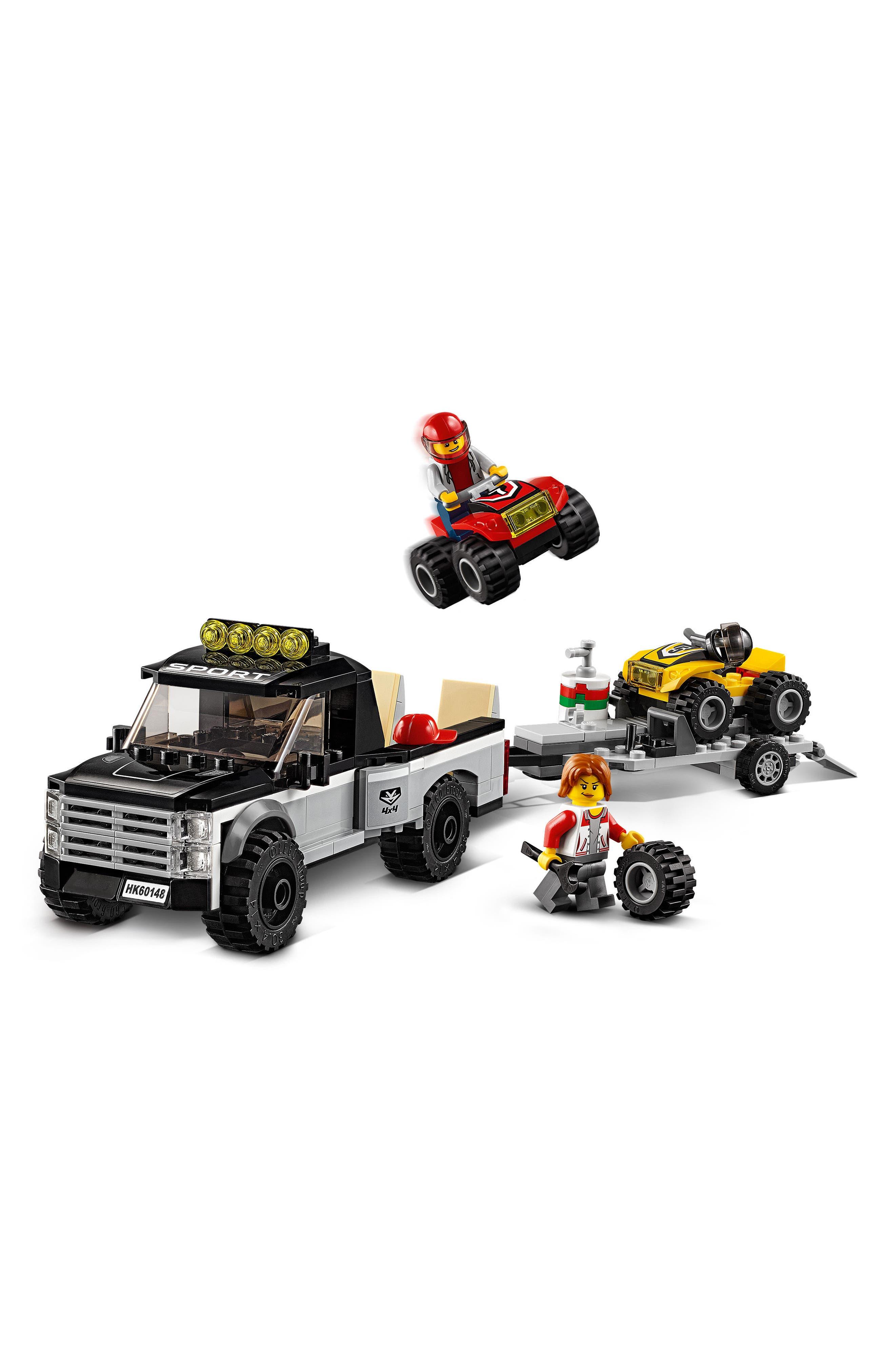 Alternate Image 6  - LEGO® City ATV Race Team - 60148