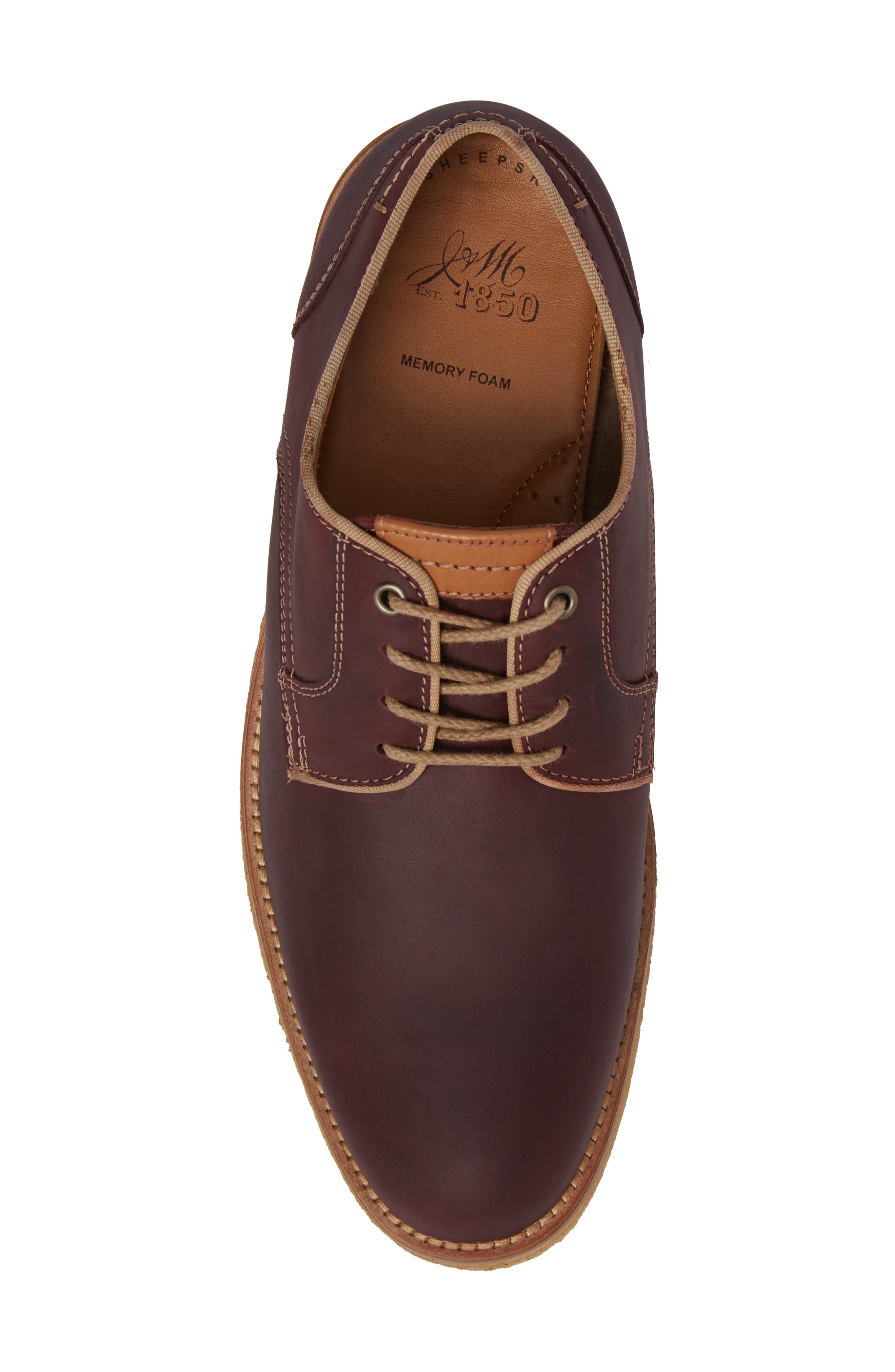 Alternate Image 5  - J&M 1850 Howell Plain Toe Derby (Men)