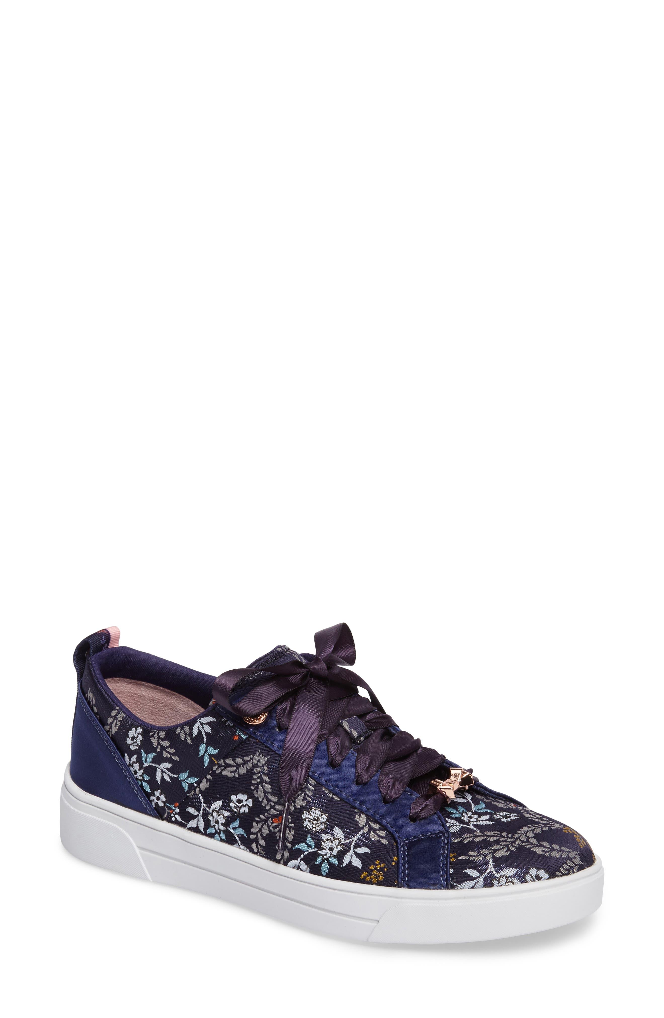 Alternate Image 1 Selected - Ted Baker London Sorcey Platform Sneaker (Women)