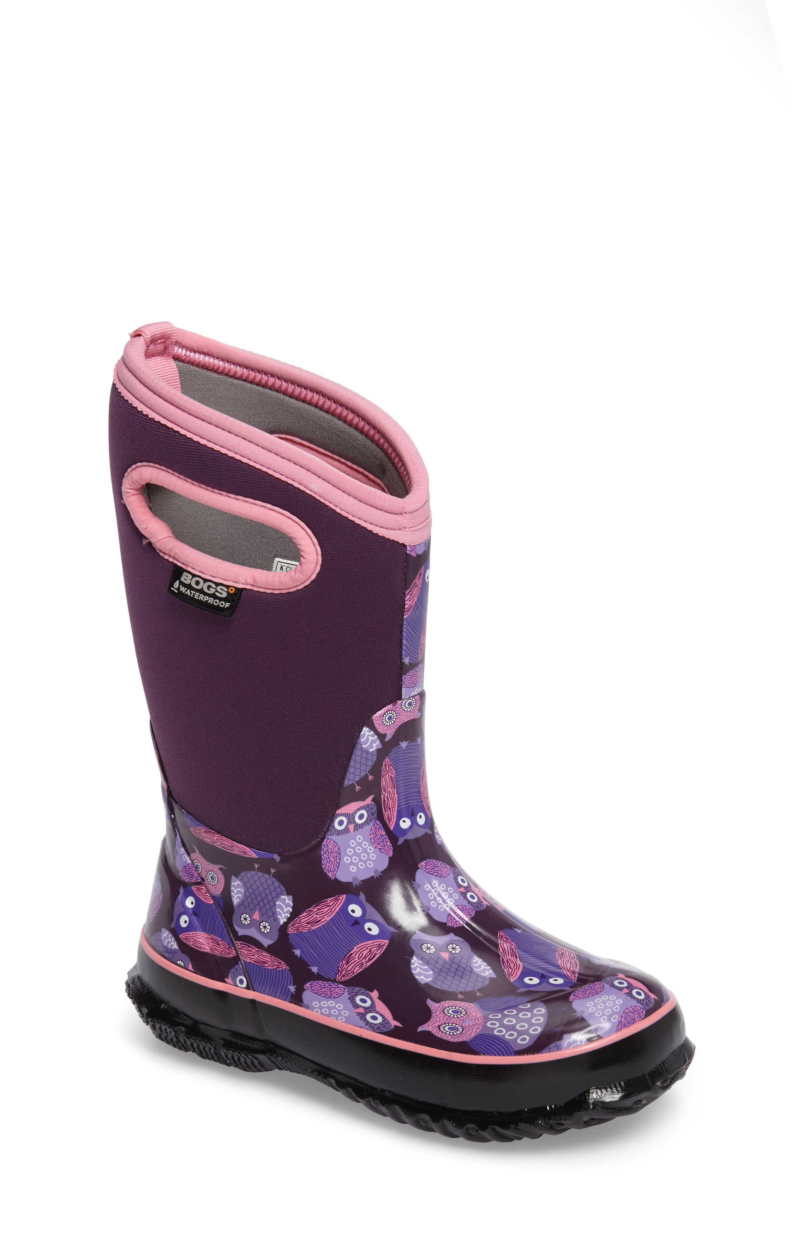 BOGS Classic Owl Boot