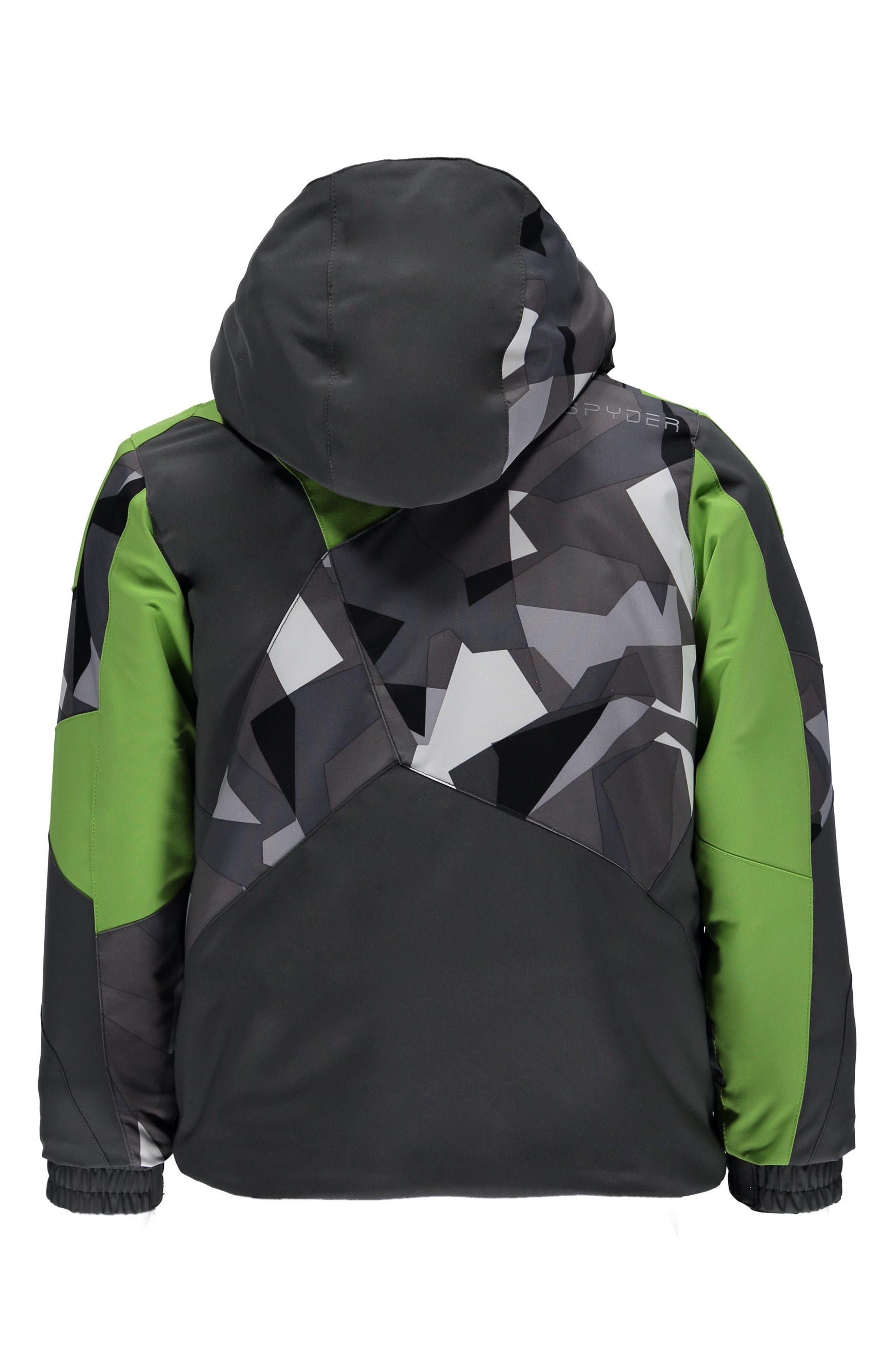 Alternate Image 2  - Spyder Mini Leader Insulated Jacket (Toddler Boys & Little Boys)