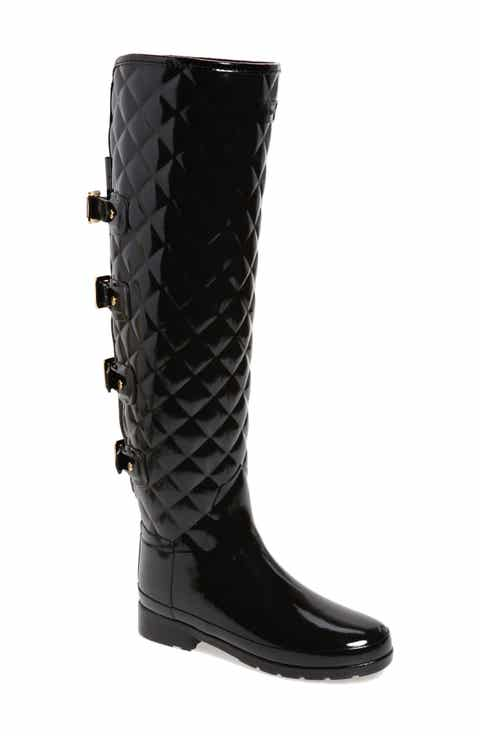 Women S Rain Boot Wide Calf Shoes Nordstrom