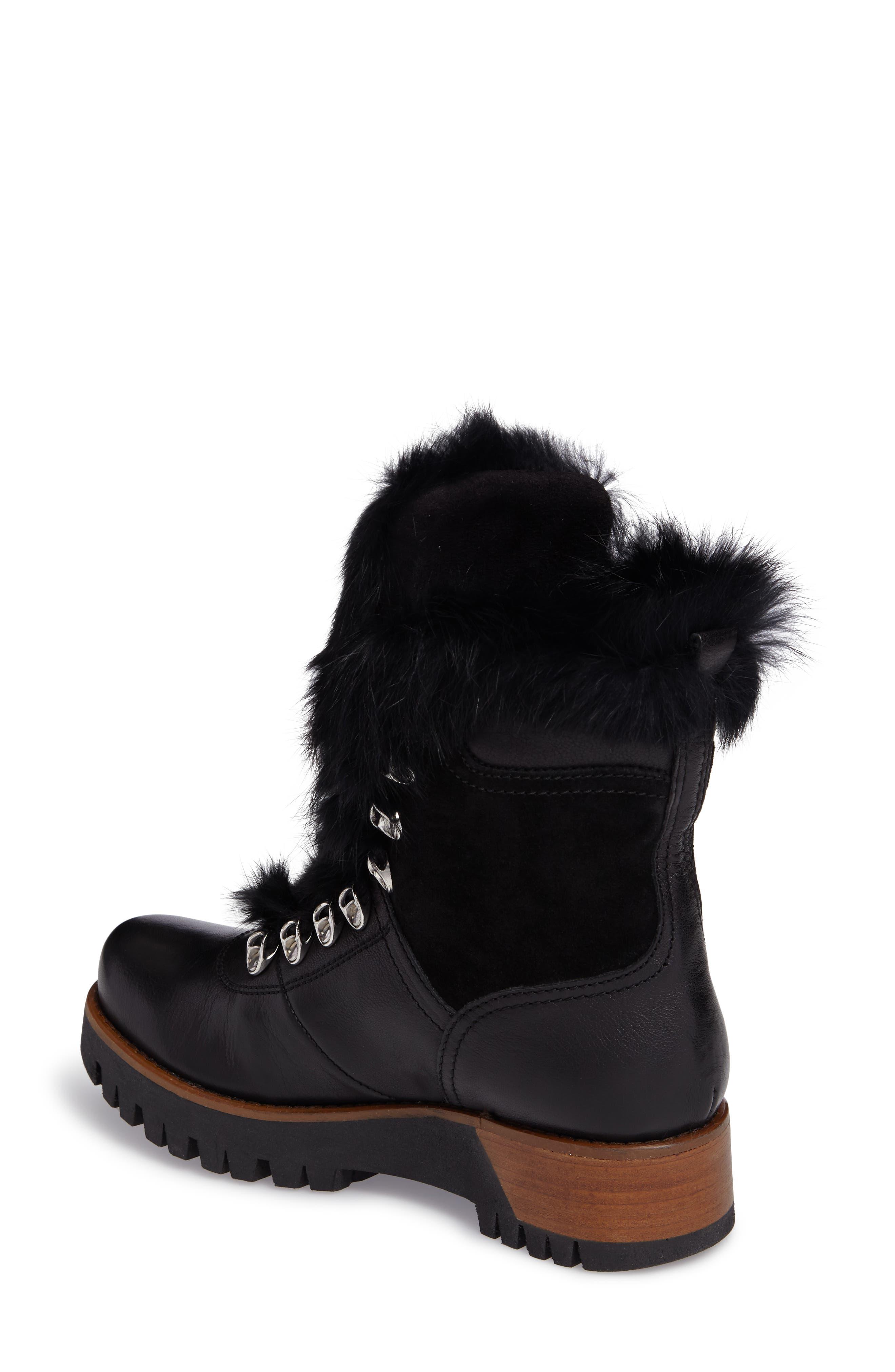 Alternate Image 2  - Rudsak Tsar Genuine Rabbit Fur Boot (Women)
